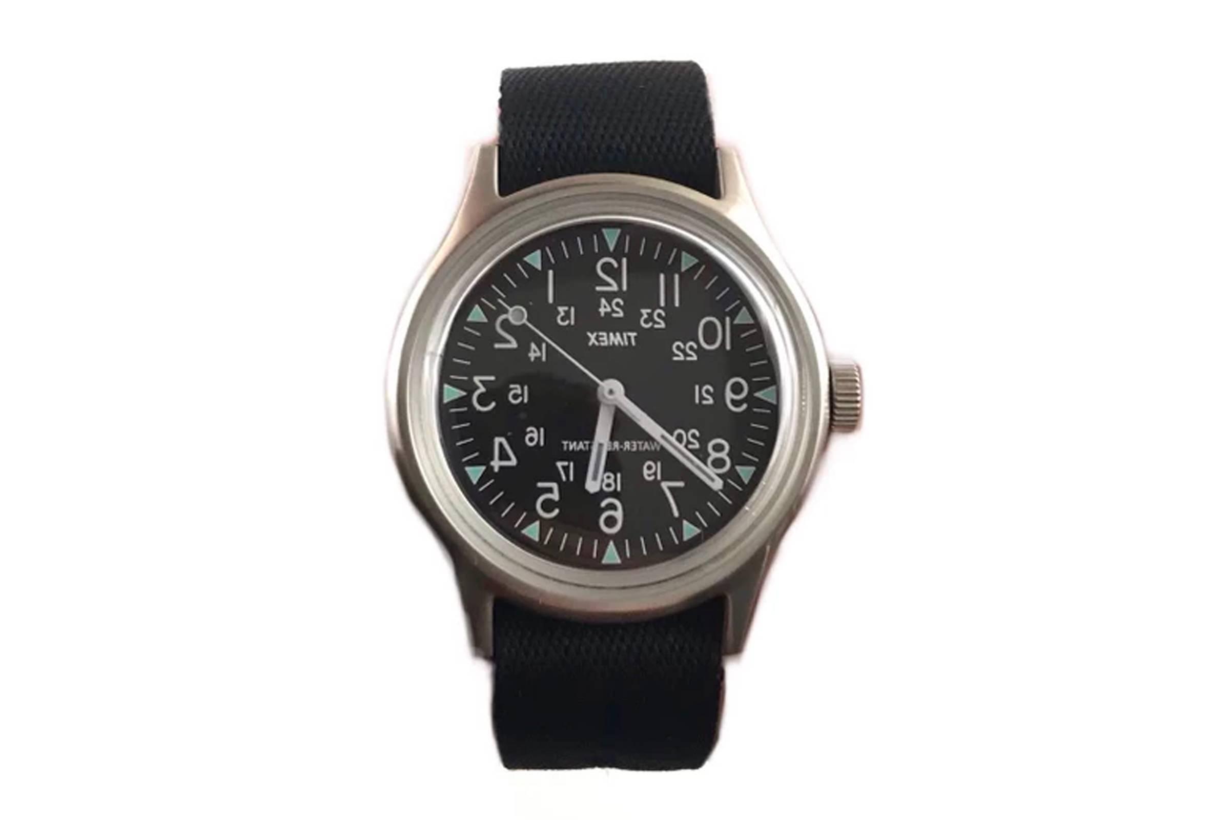Engineered Garments x Beams x Timex Watch