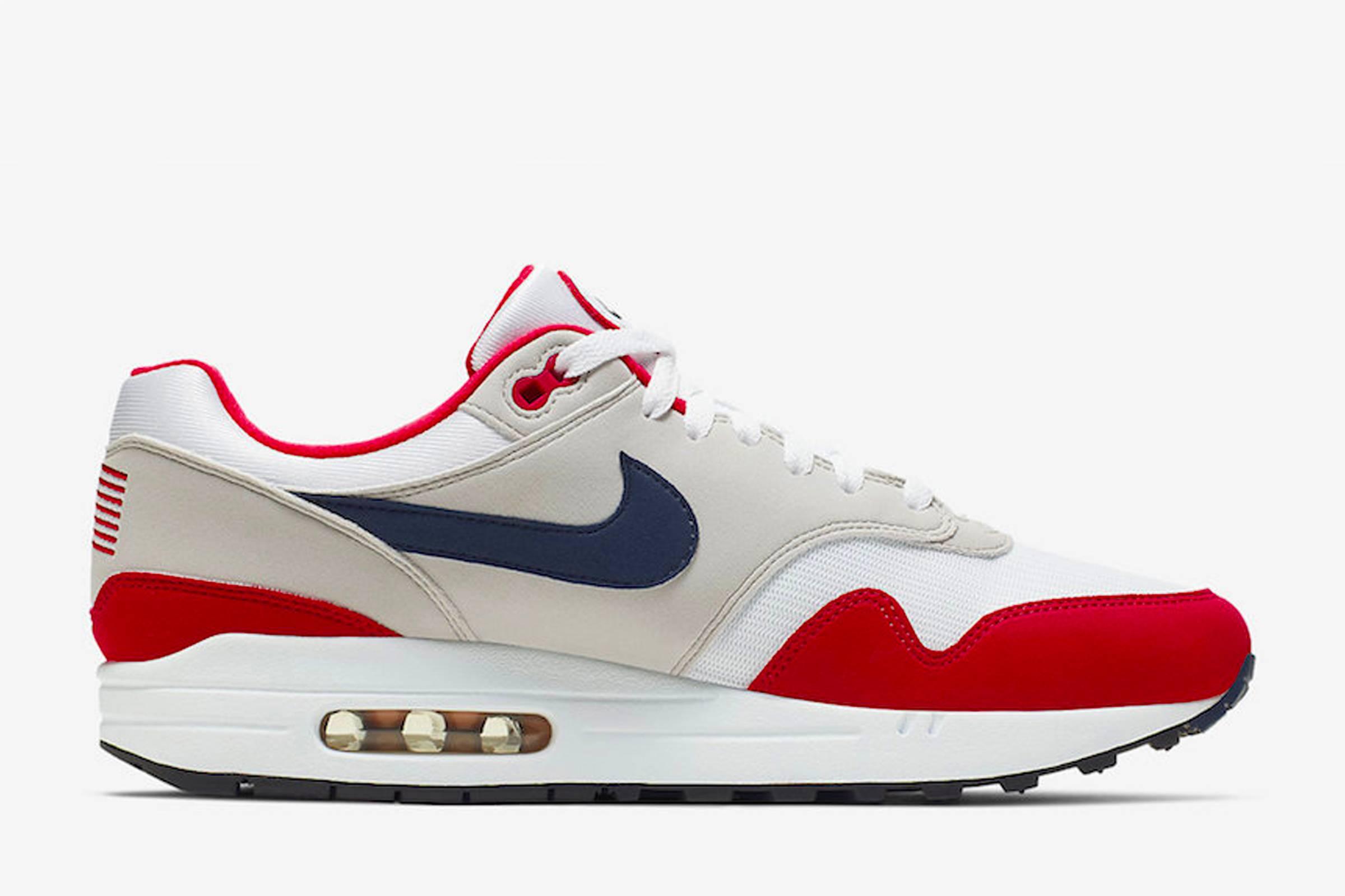 """Nike Air Max 1 """"USA"""" """"Betsy Ross"""""""