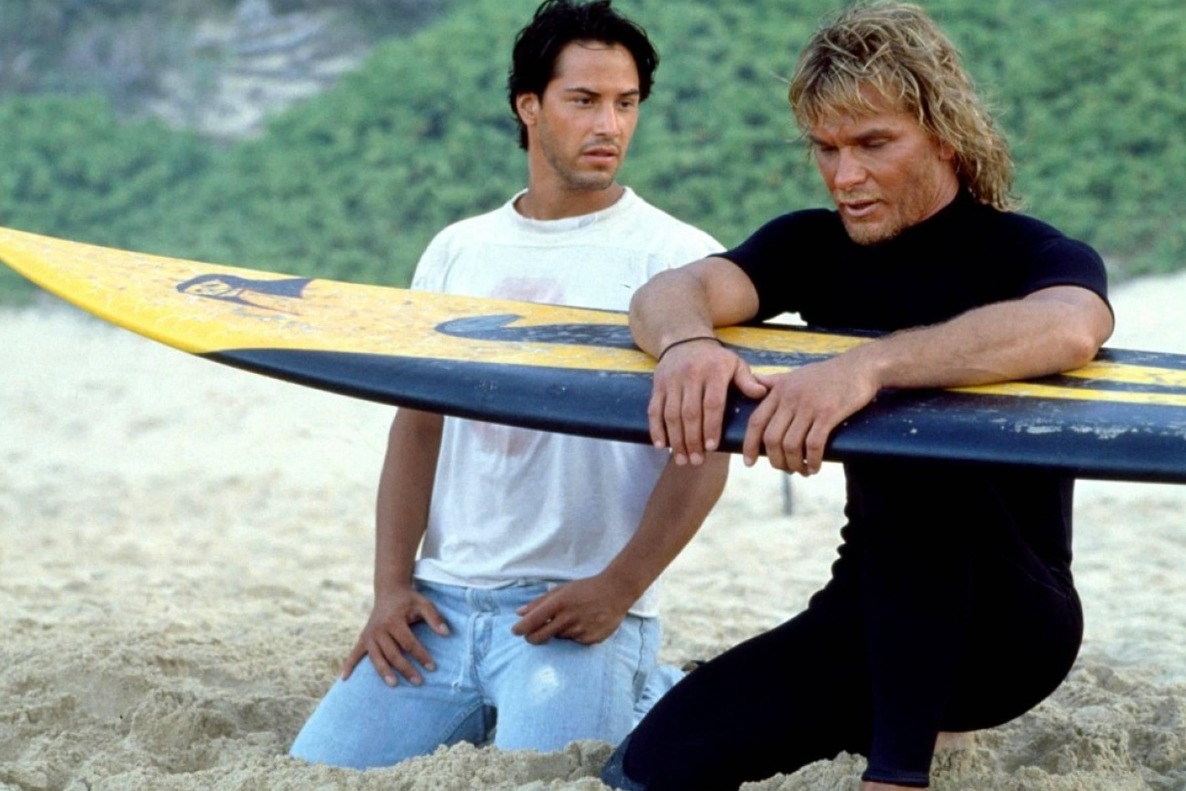 "Johnny Utah (""Point Break"", 1991)"