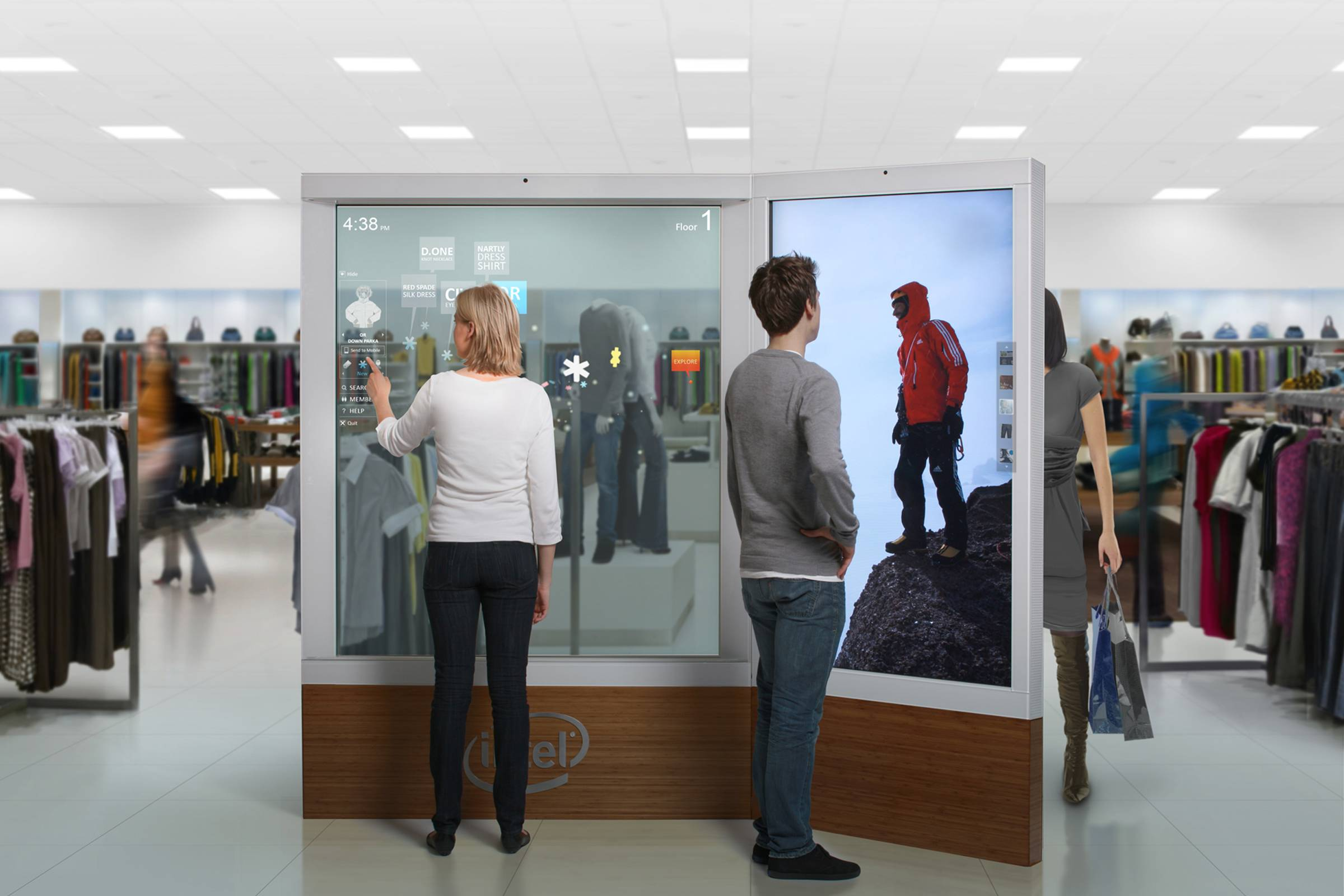 Concept is King: Examining Experiential Retail