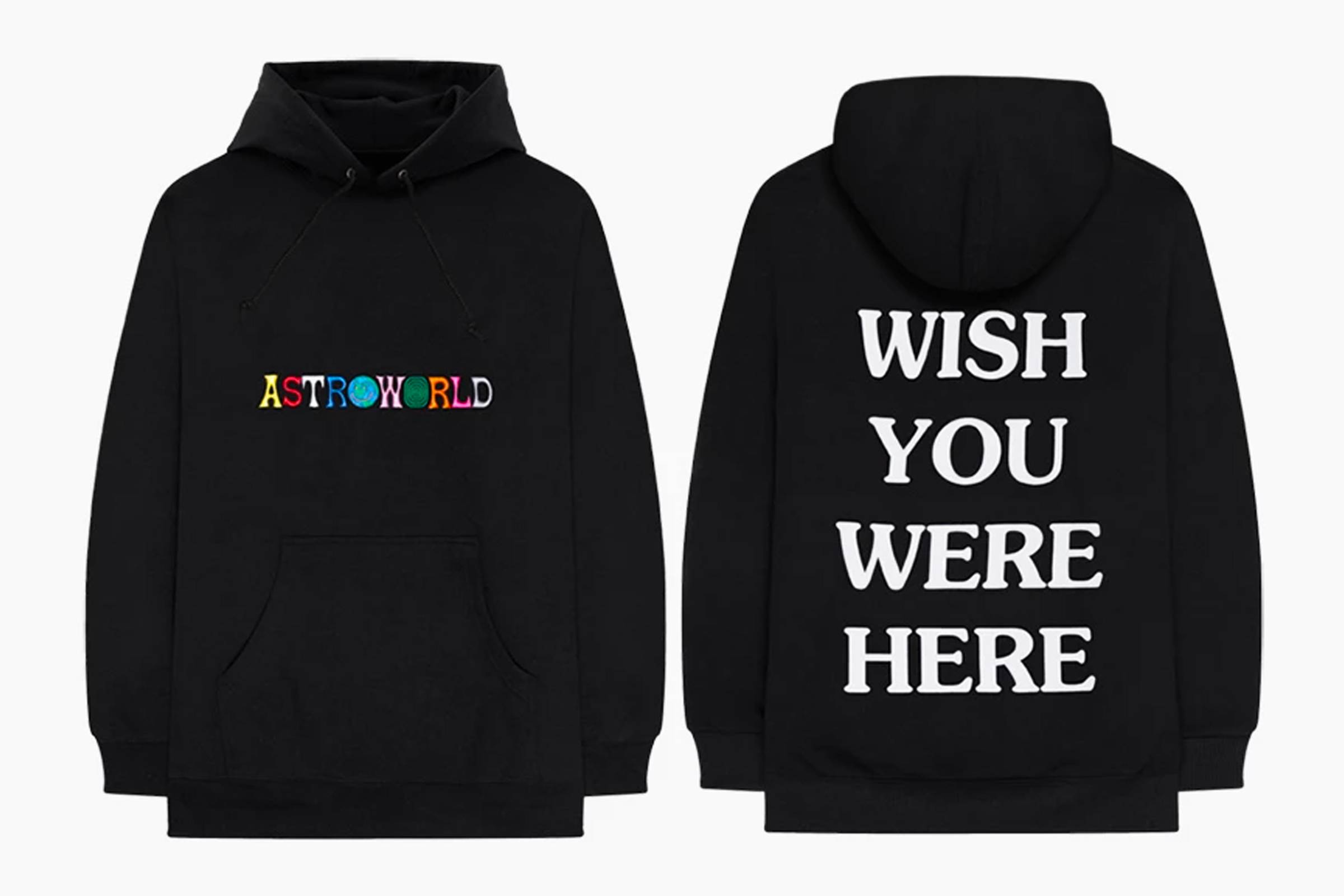 """Astroworld"" Collection Drops (2018)"