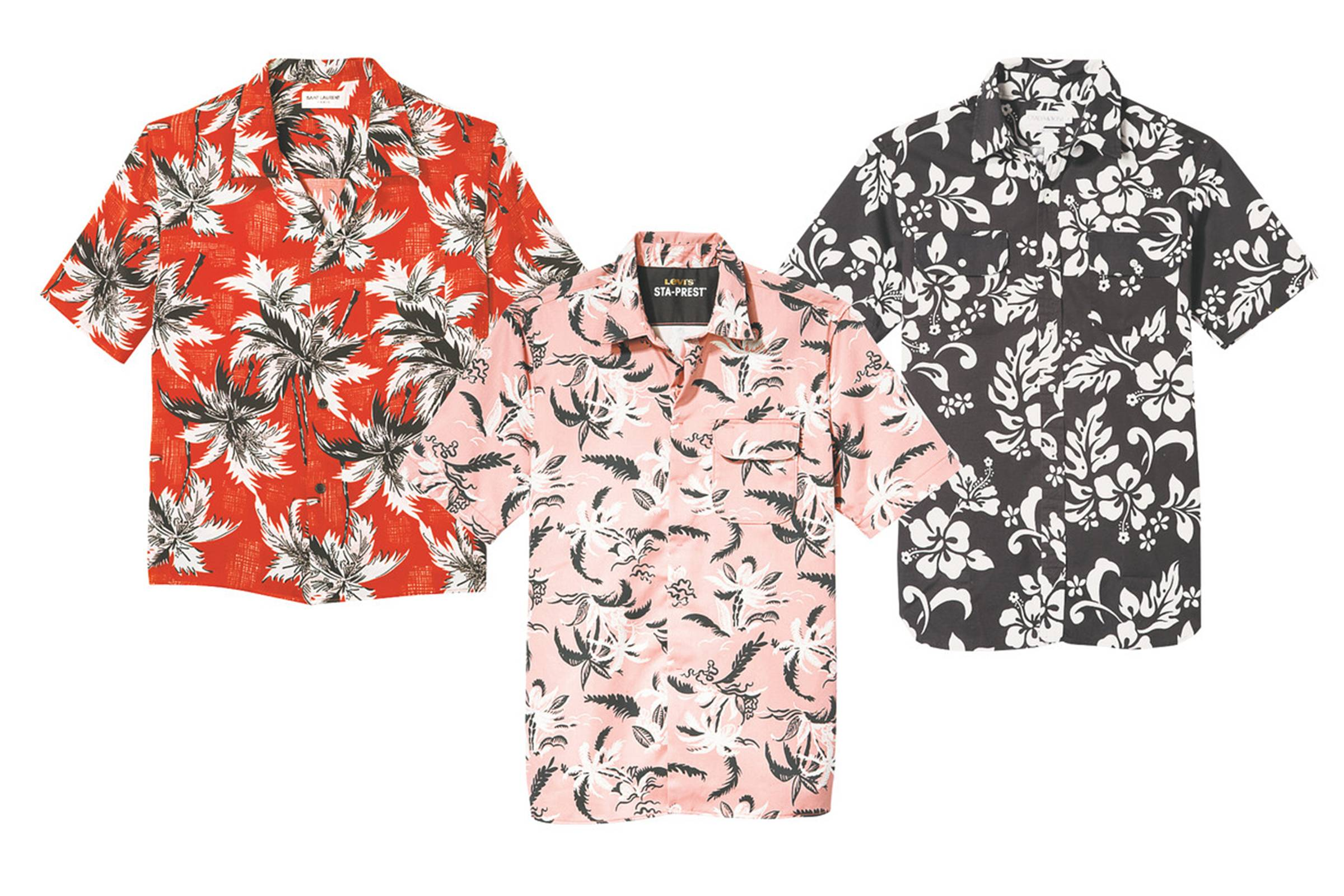 90s Hawaiian Style Polynesian Tank Top t-shirt Medium