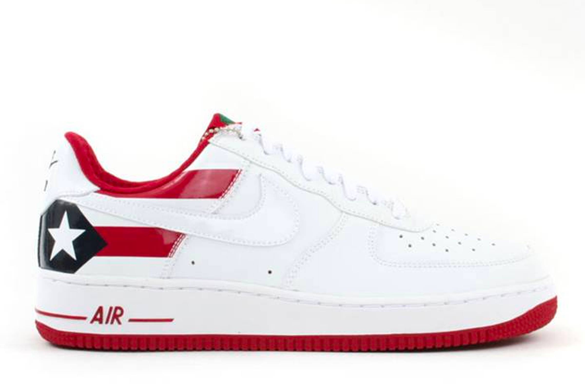 "Nike Air Force 1 ""Puerto Rico"""