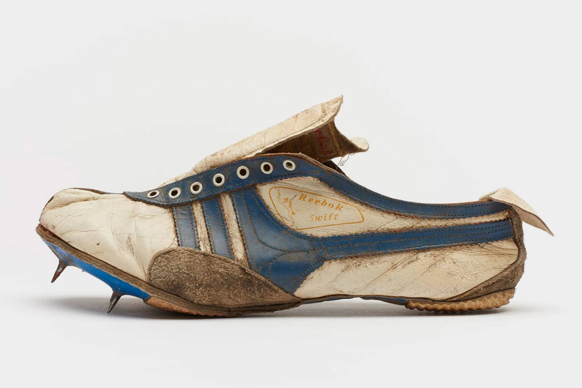 The Reebok Swift, a running spike from 1961