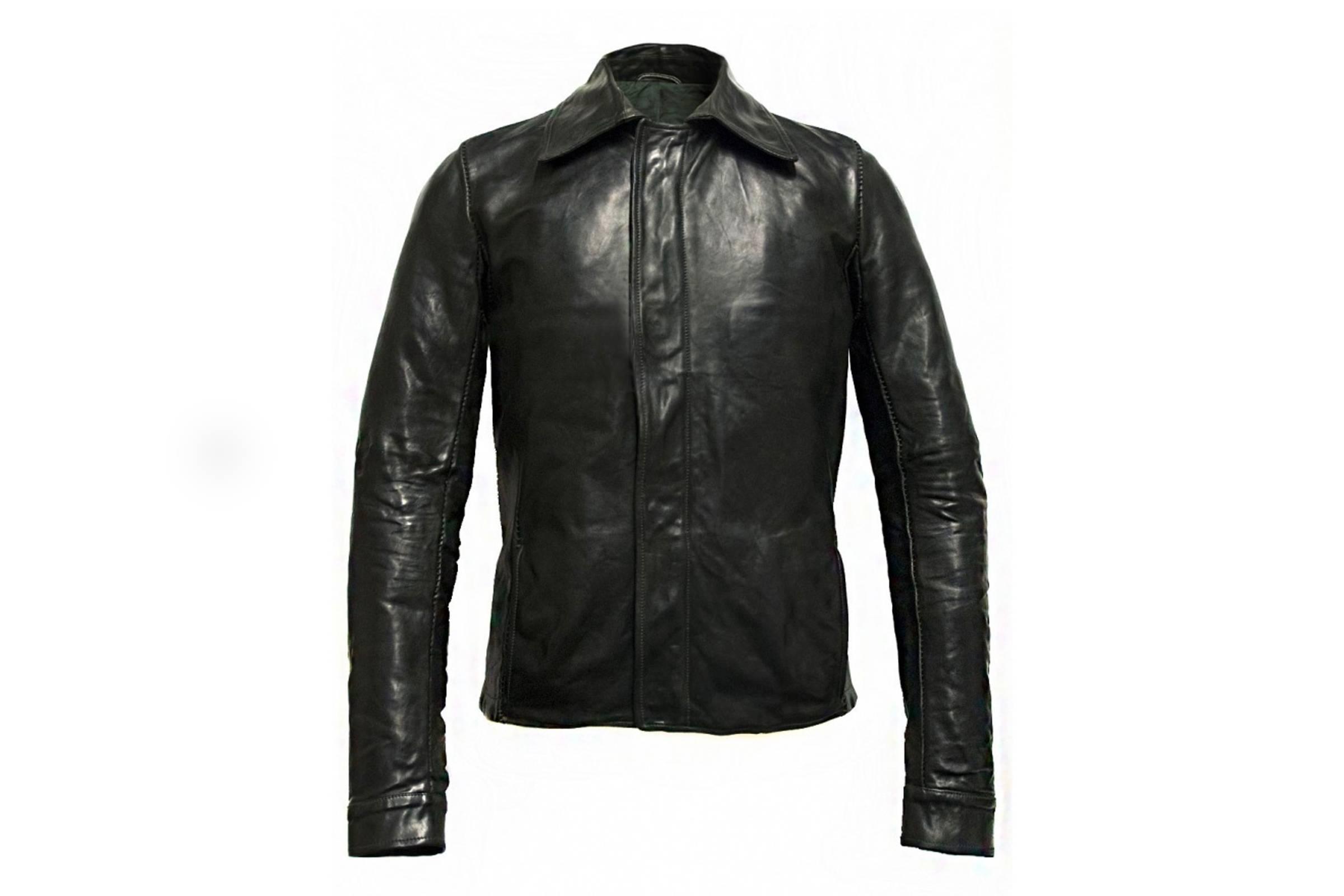 Carol Christian Poell Overlock Scarstitch Jacket