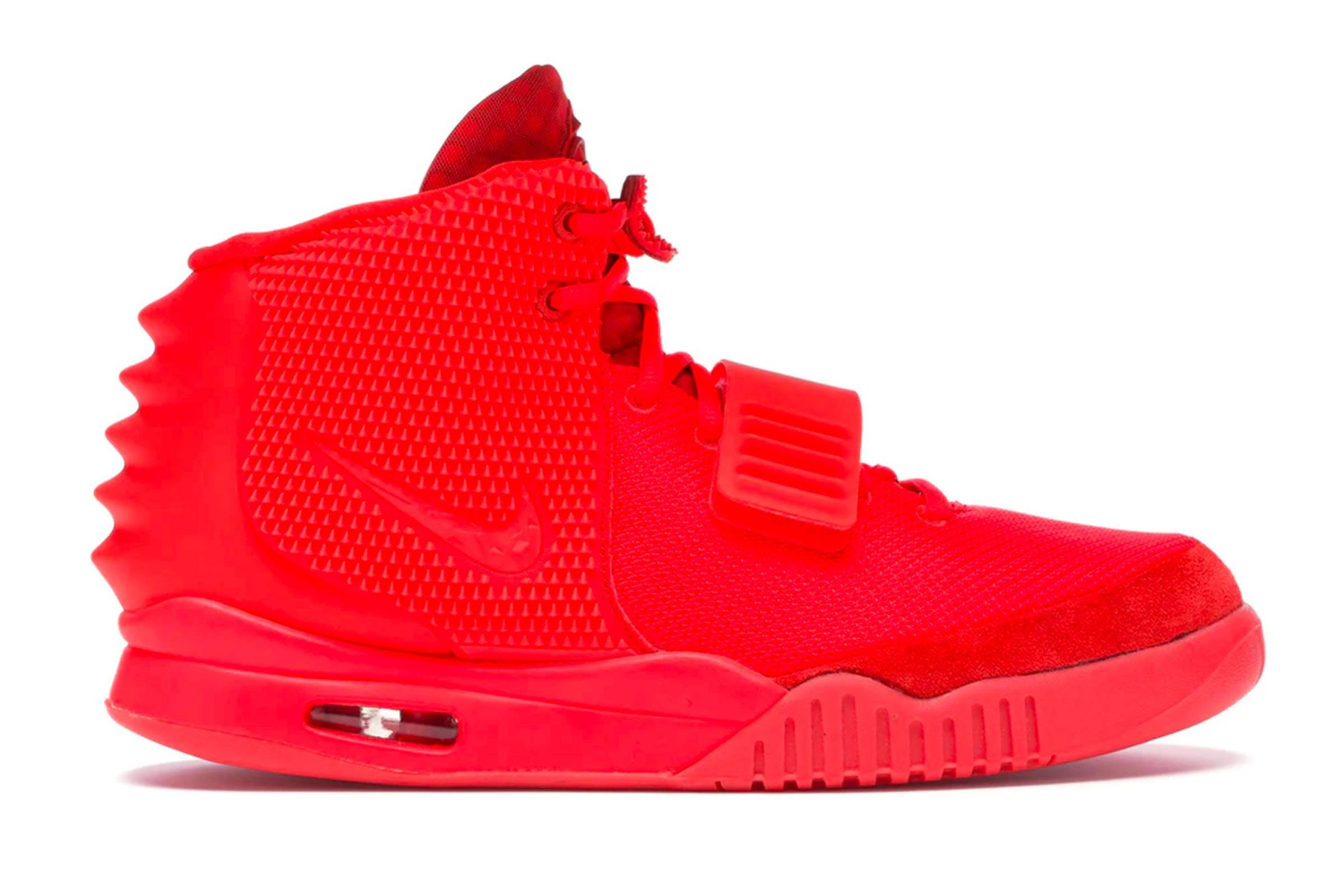 Nike Air Yeezy 2 (2012-2014)