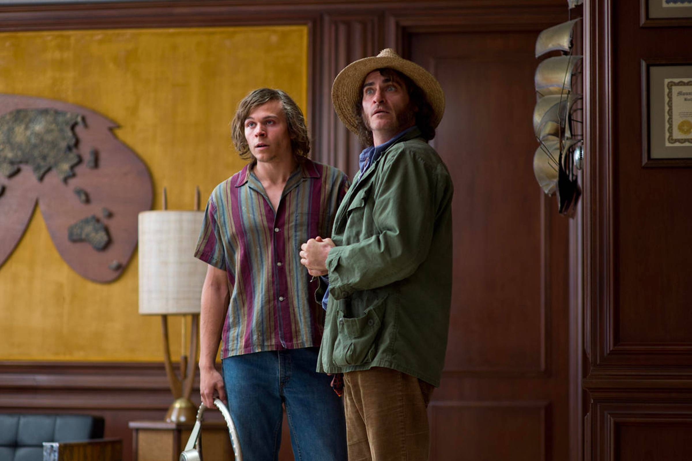 "Larry ""Doc"" Sportello, (""Inherent Vice"", 2014)"