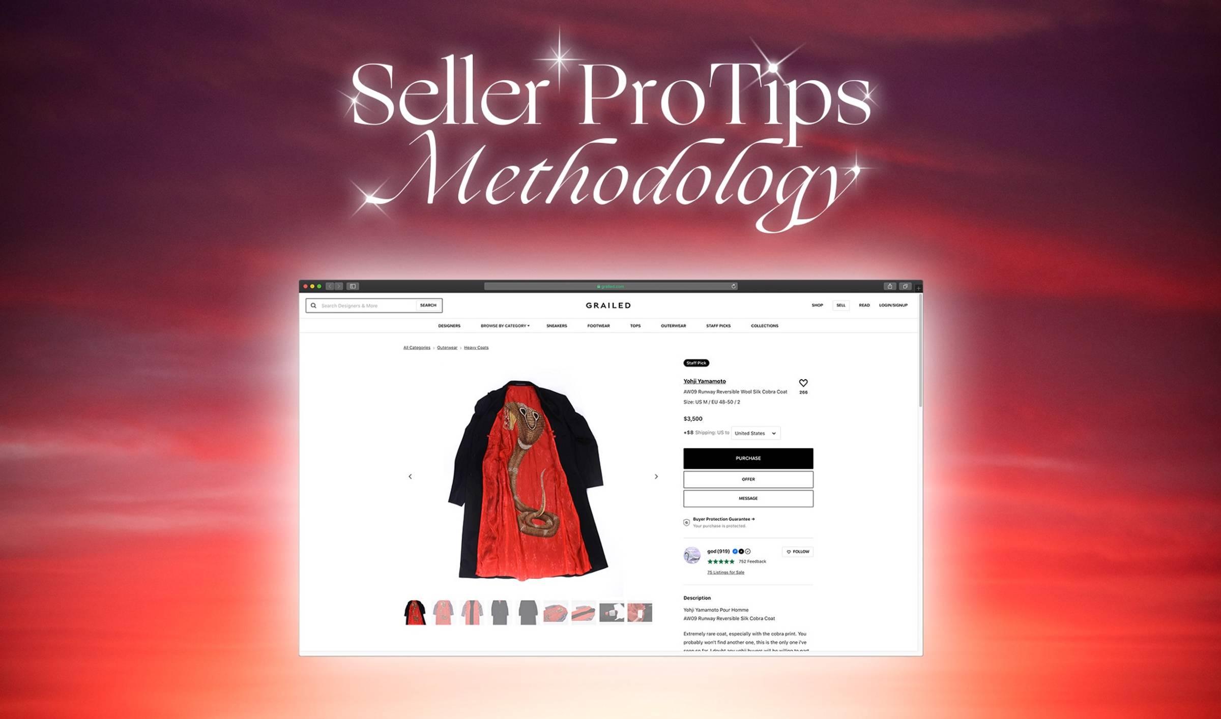 Selling Your Streetwear