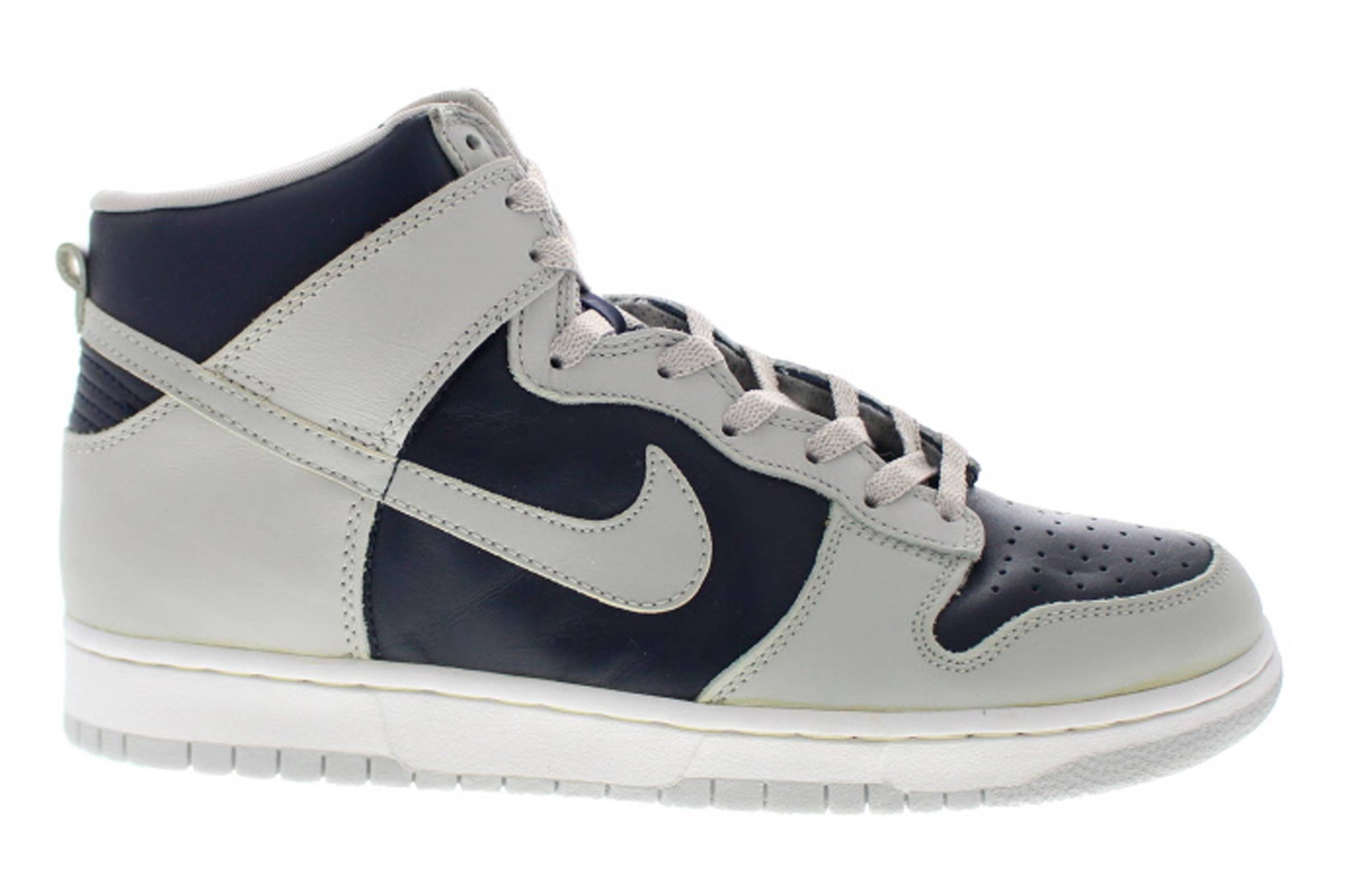 "Nike Dunk High LE ""Zen Grey/Obsidian"""