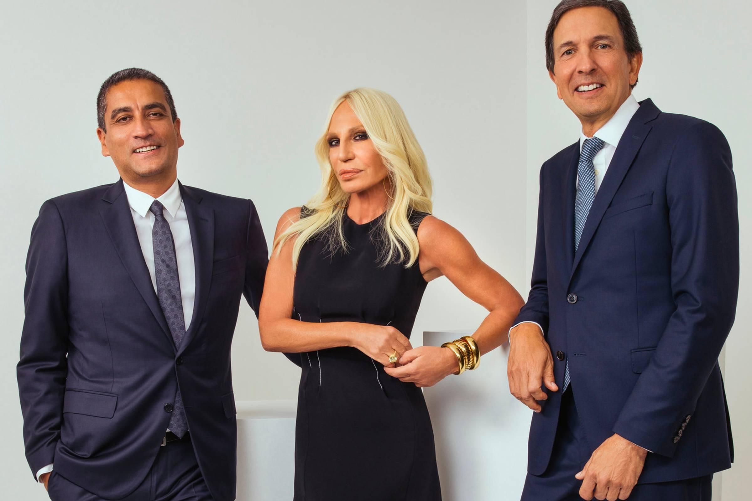 Versace Sold to Michael Kors' Capri Holdings for $2.12 Billion