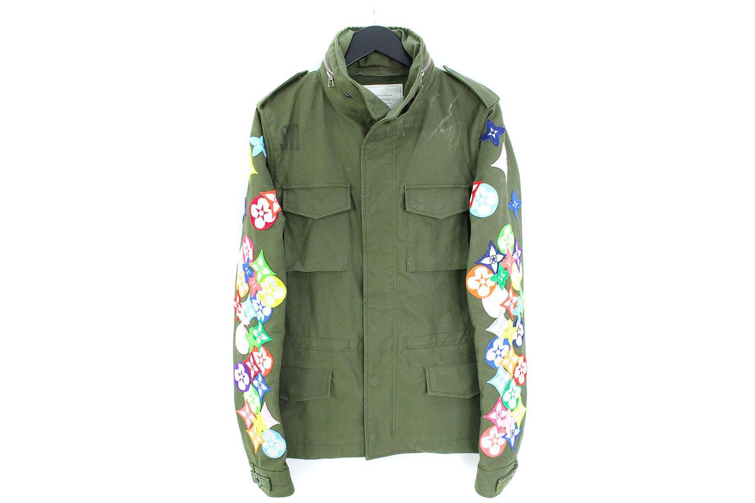 "READYMADE ""LV"" Monogram M-65 Field Jacket"