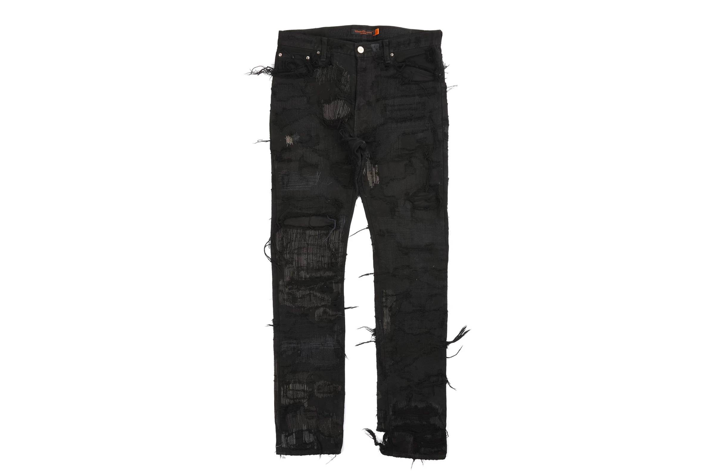 "Undercover ""Arts & Crafts"" 85 Jeans"