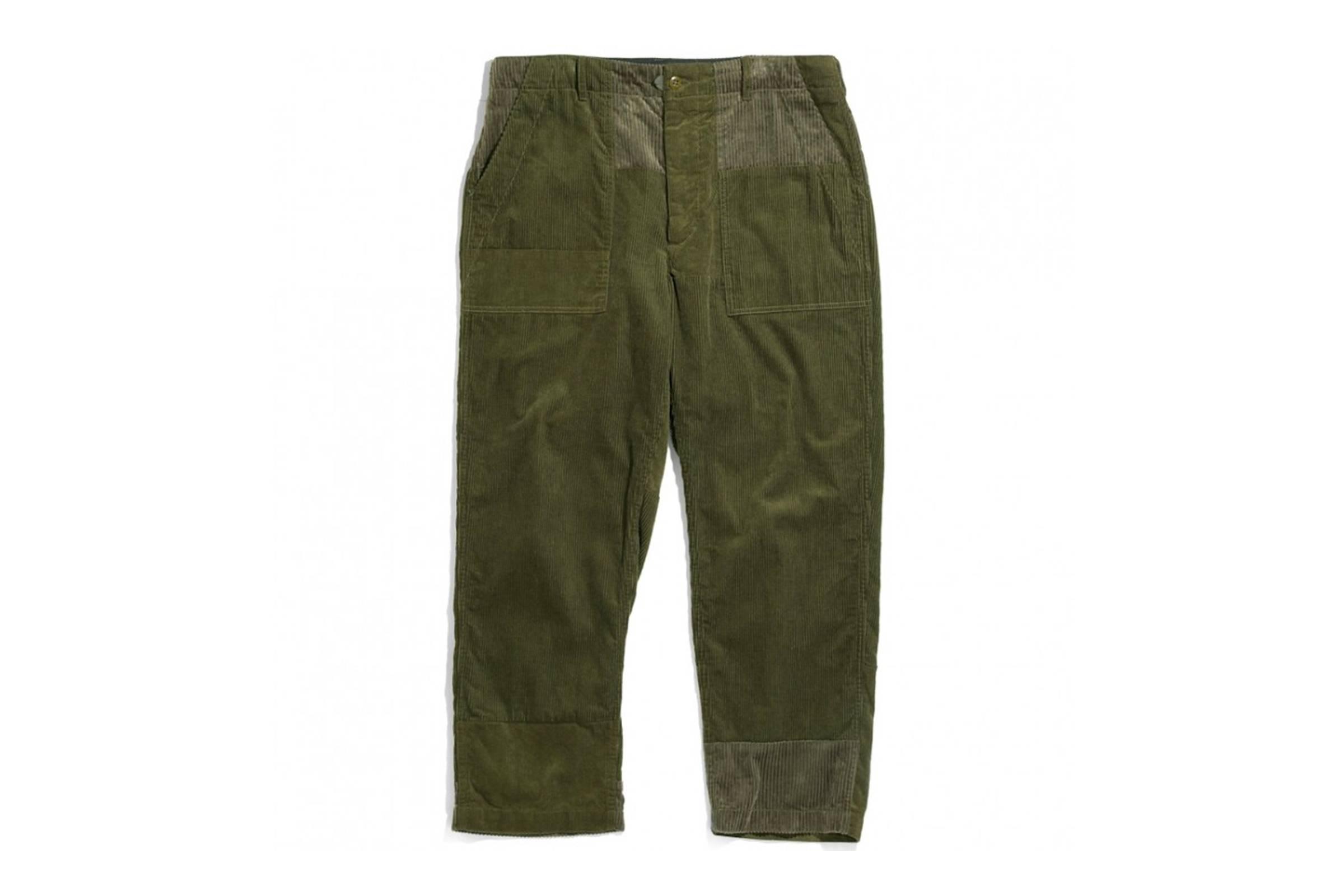 Engineered Garment Cotton-Corduroy Fatigue Pants