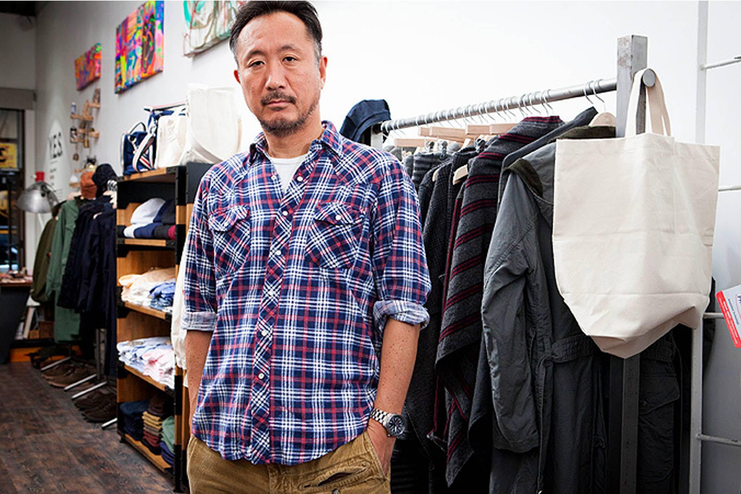 Engineered Garments: Daiki Suzuki's Remix of American Workwear