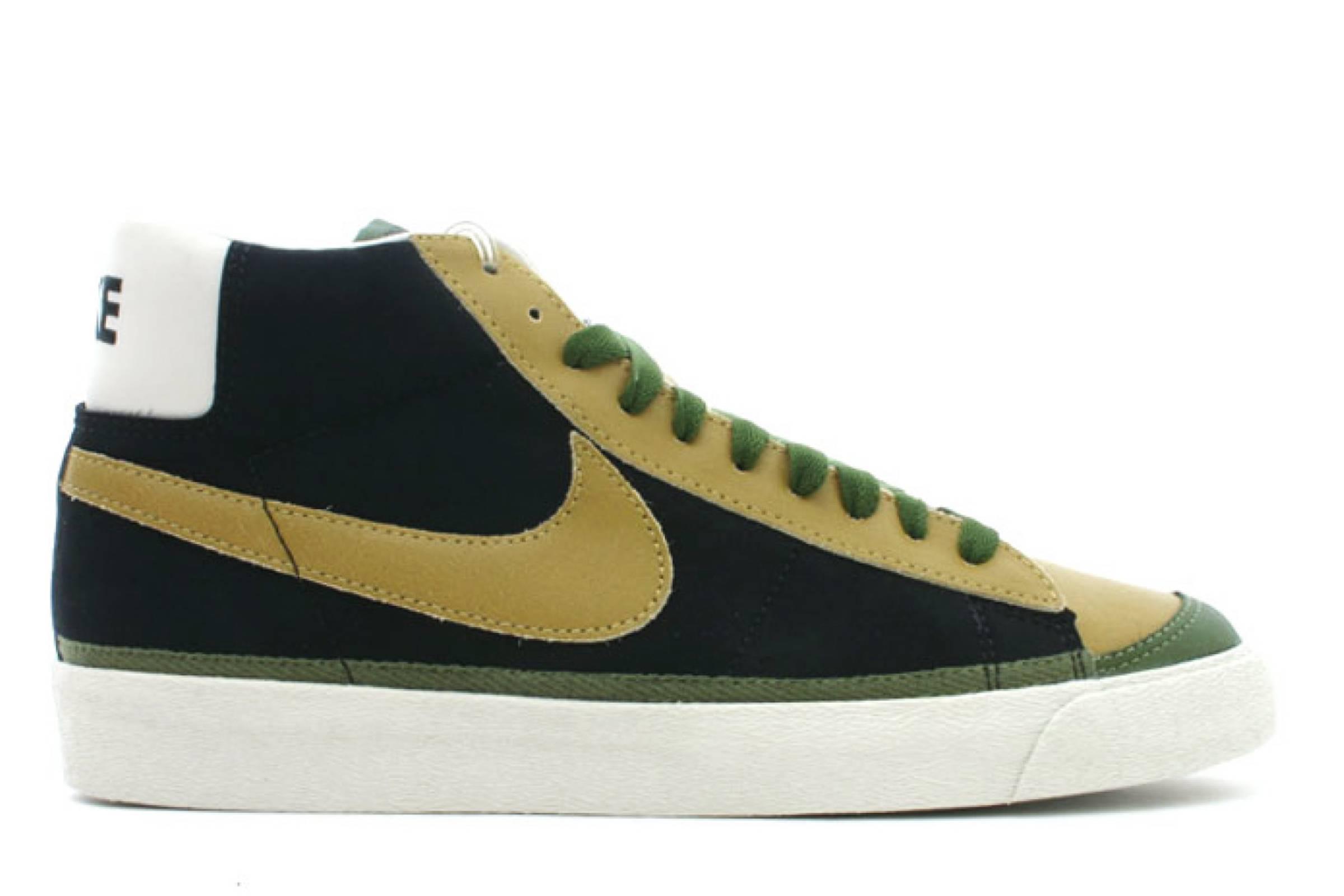 reputable site 9bd3a e3bd6 Nike Blazer Suede Futura