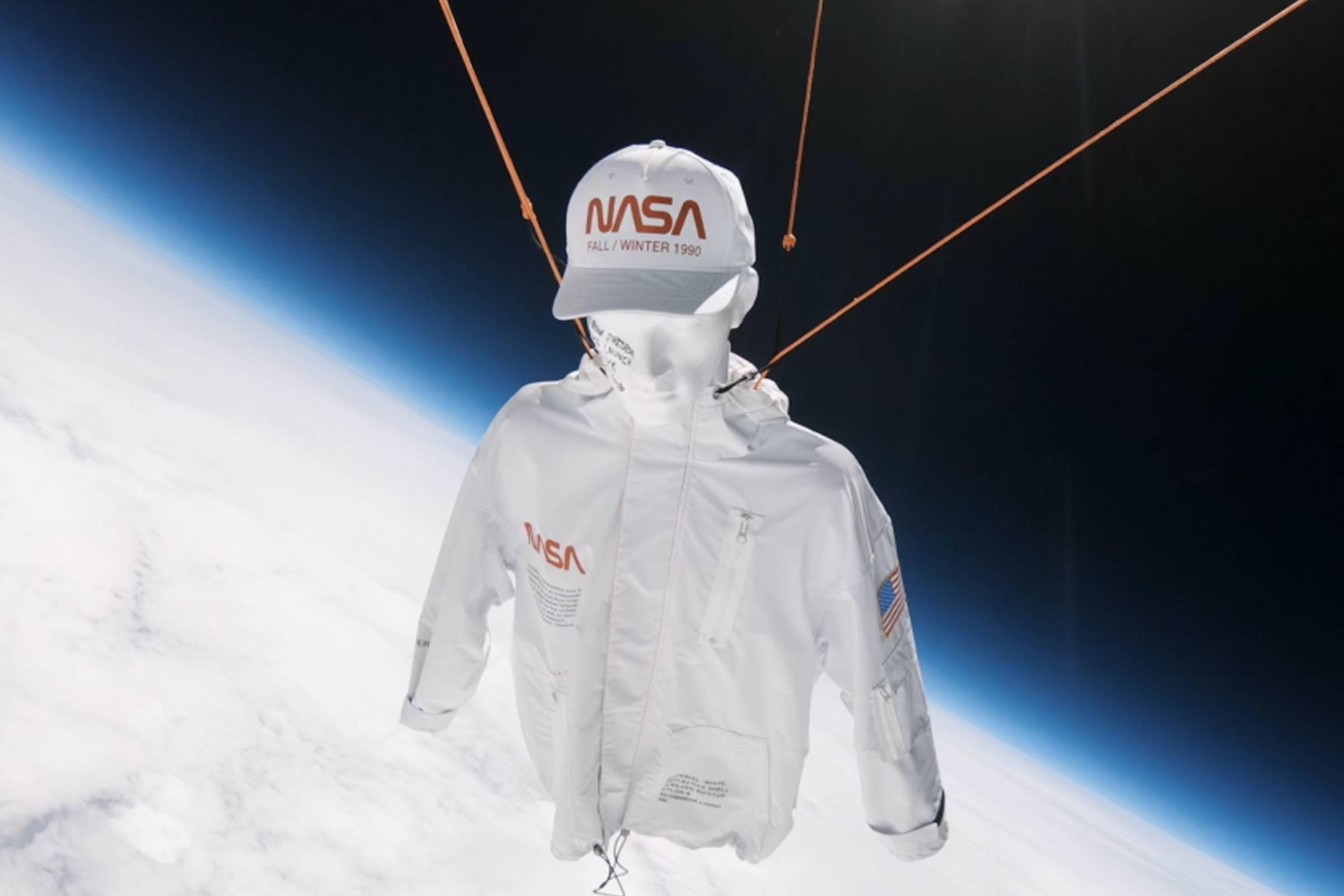 Heron Preston x NASA Fall/Winter 2018