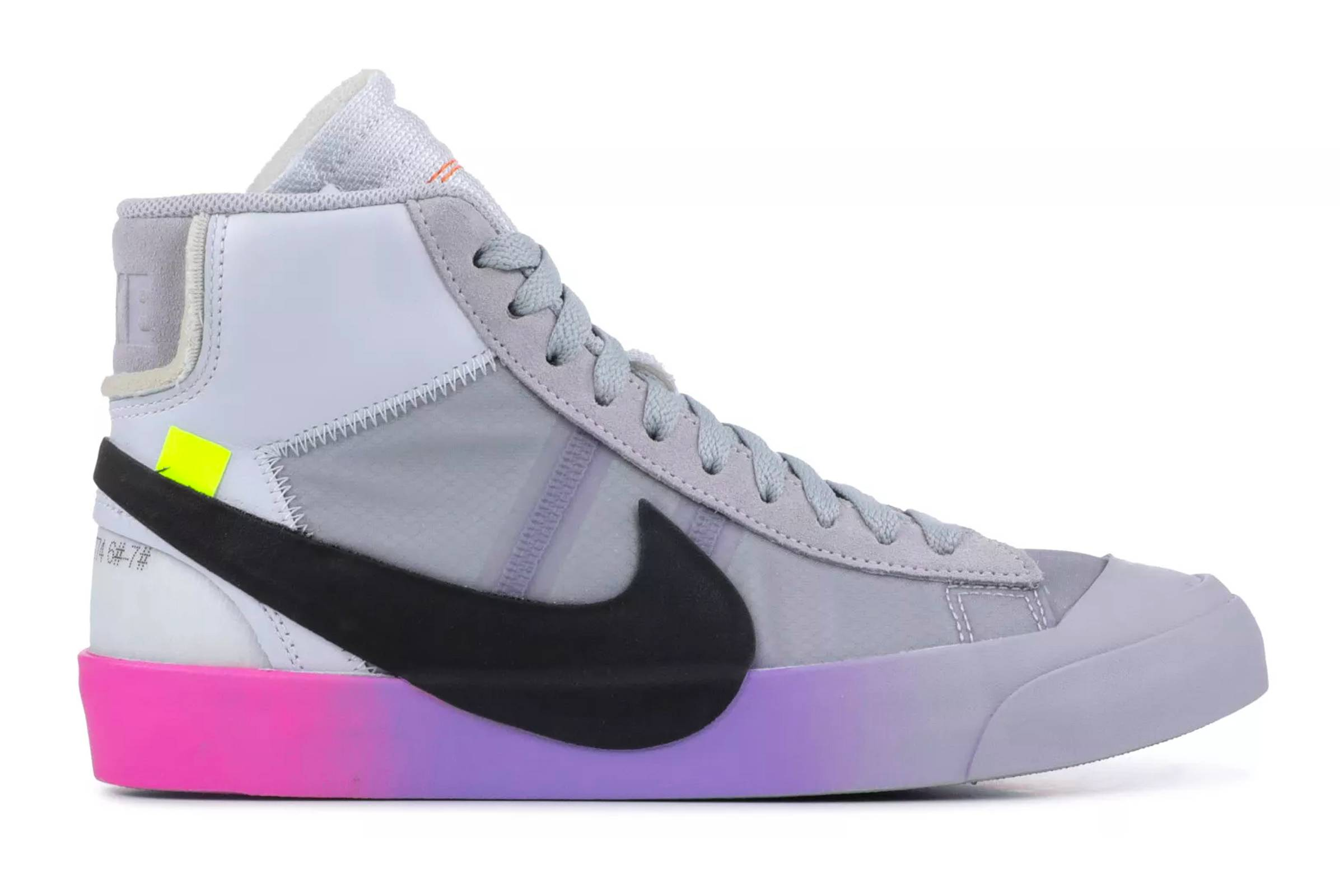 """Off-White x Nike Blazer """"Queen"""""""