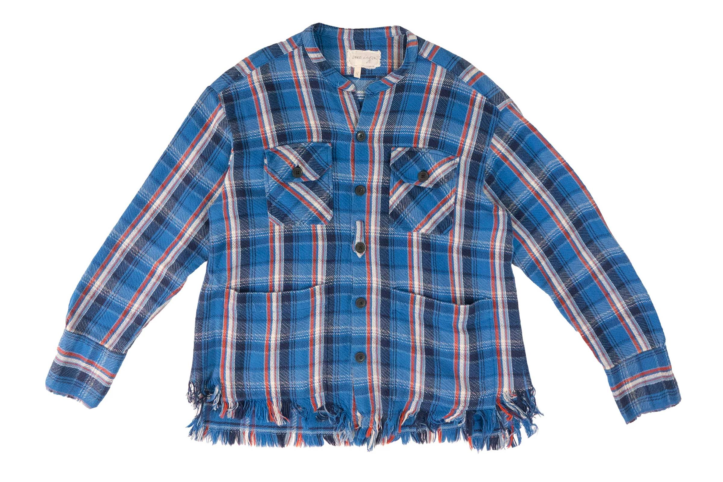 8.  Greg Lauren Studio Shirt
