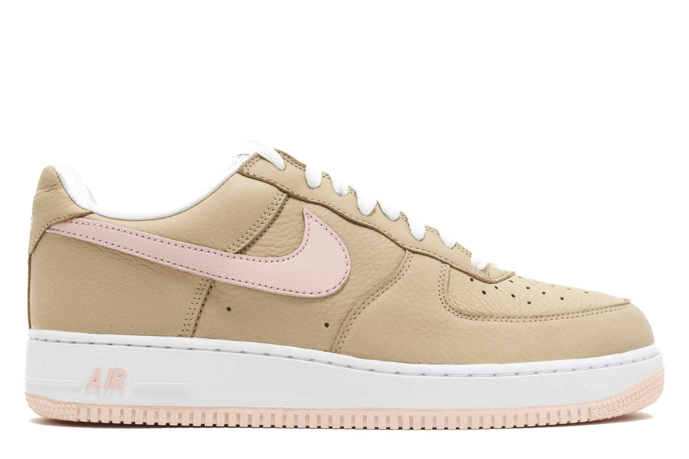 "best website 5bf4f fc7de The byproduct of Nikes legendary Concept Japan program from the 2000s, the Air  Force 1 ""Linen"" is a fitting lead-off to any Air Force list."