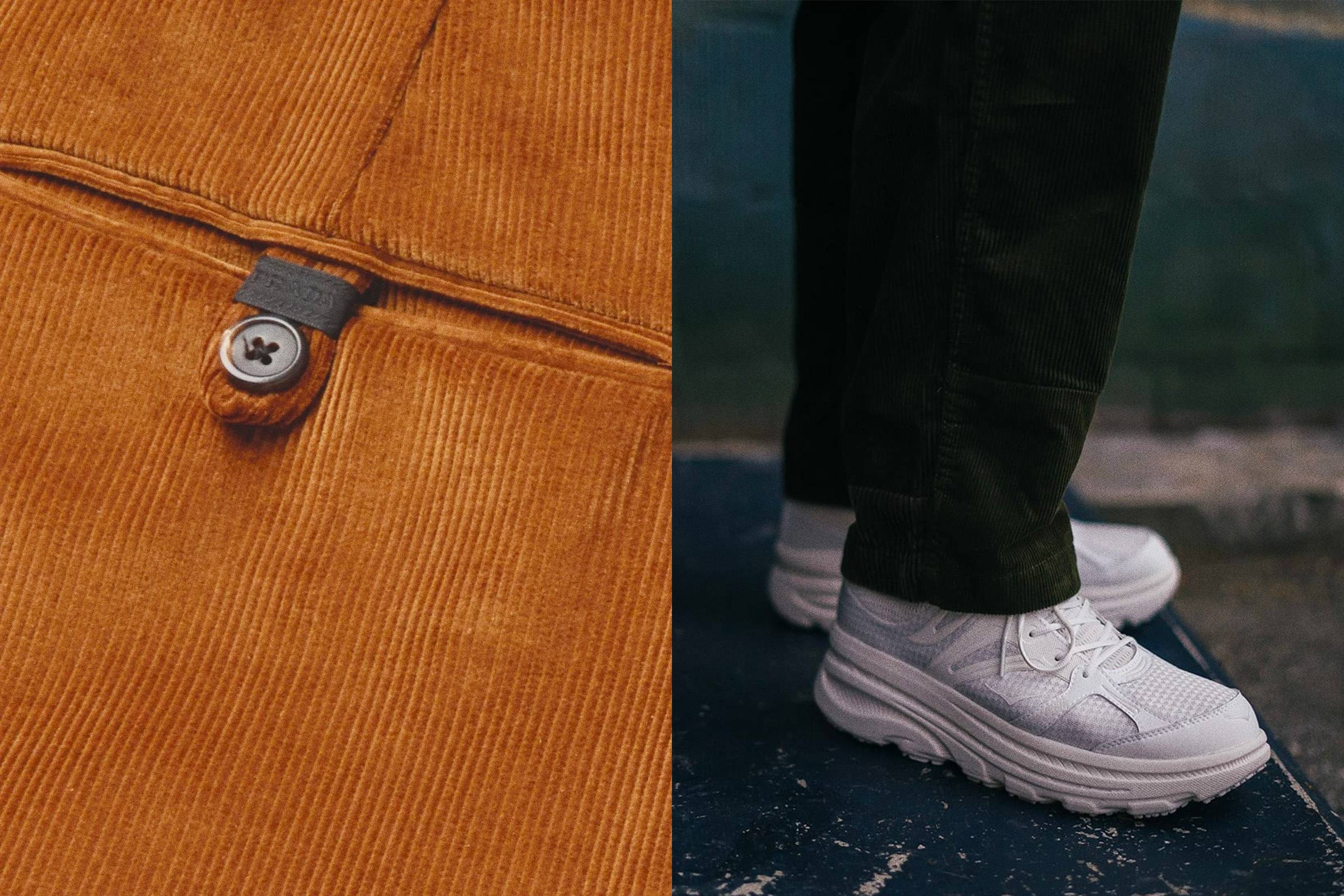 All About the Ridges: Our Favorite Corduroy Pants