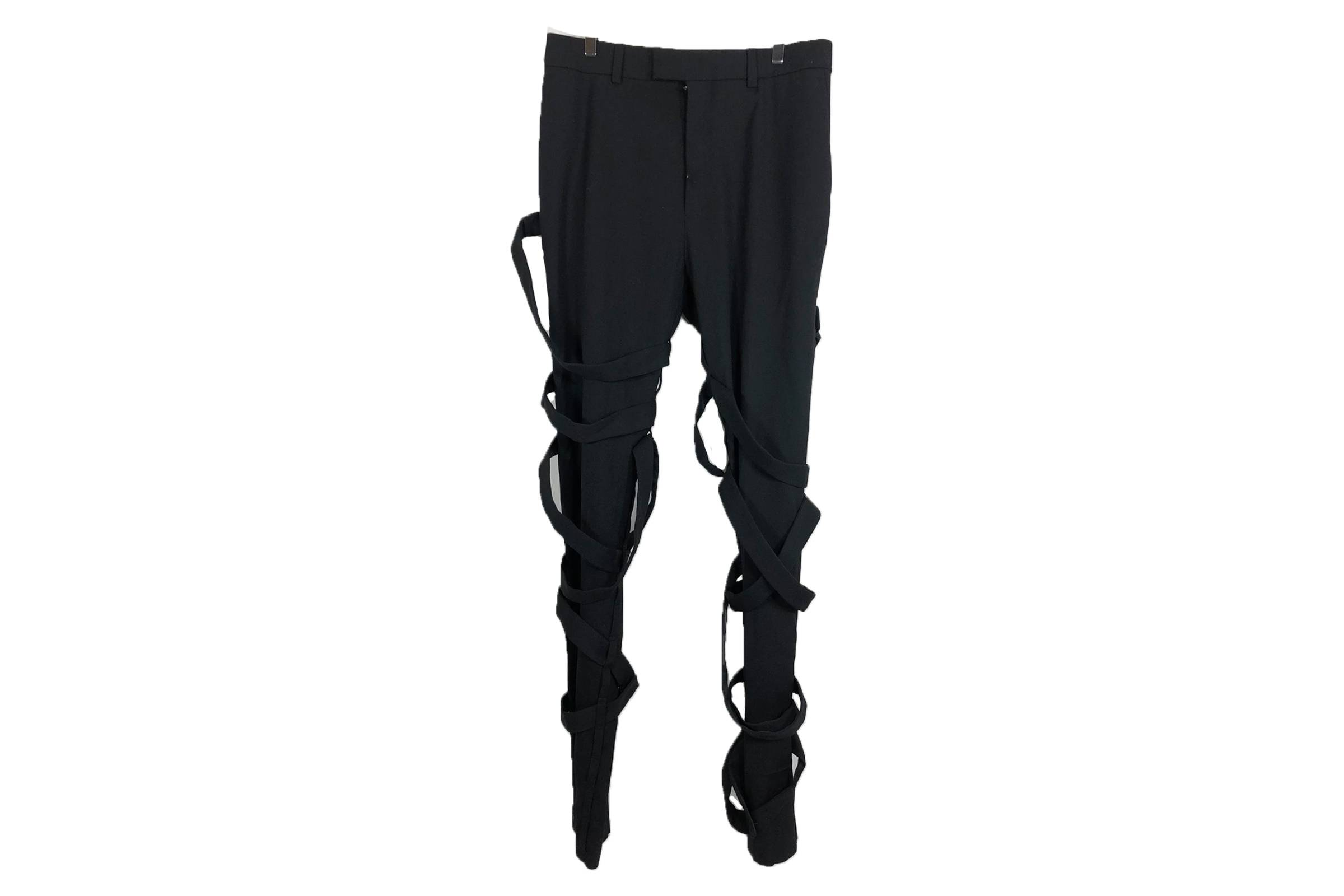 Louis Vuitton Sample Bondage Pant