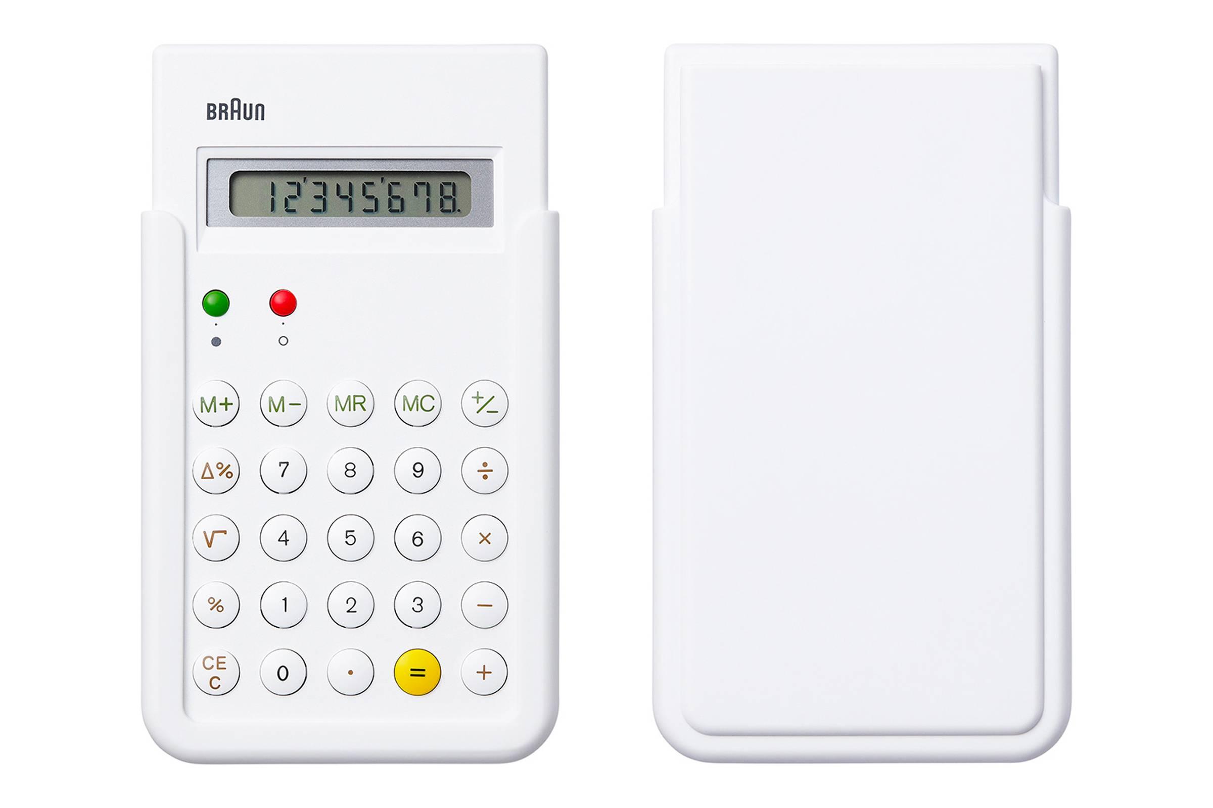 Supreme x Braun ET66 Calculator (Fall/Winter 2015)
