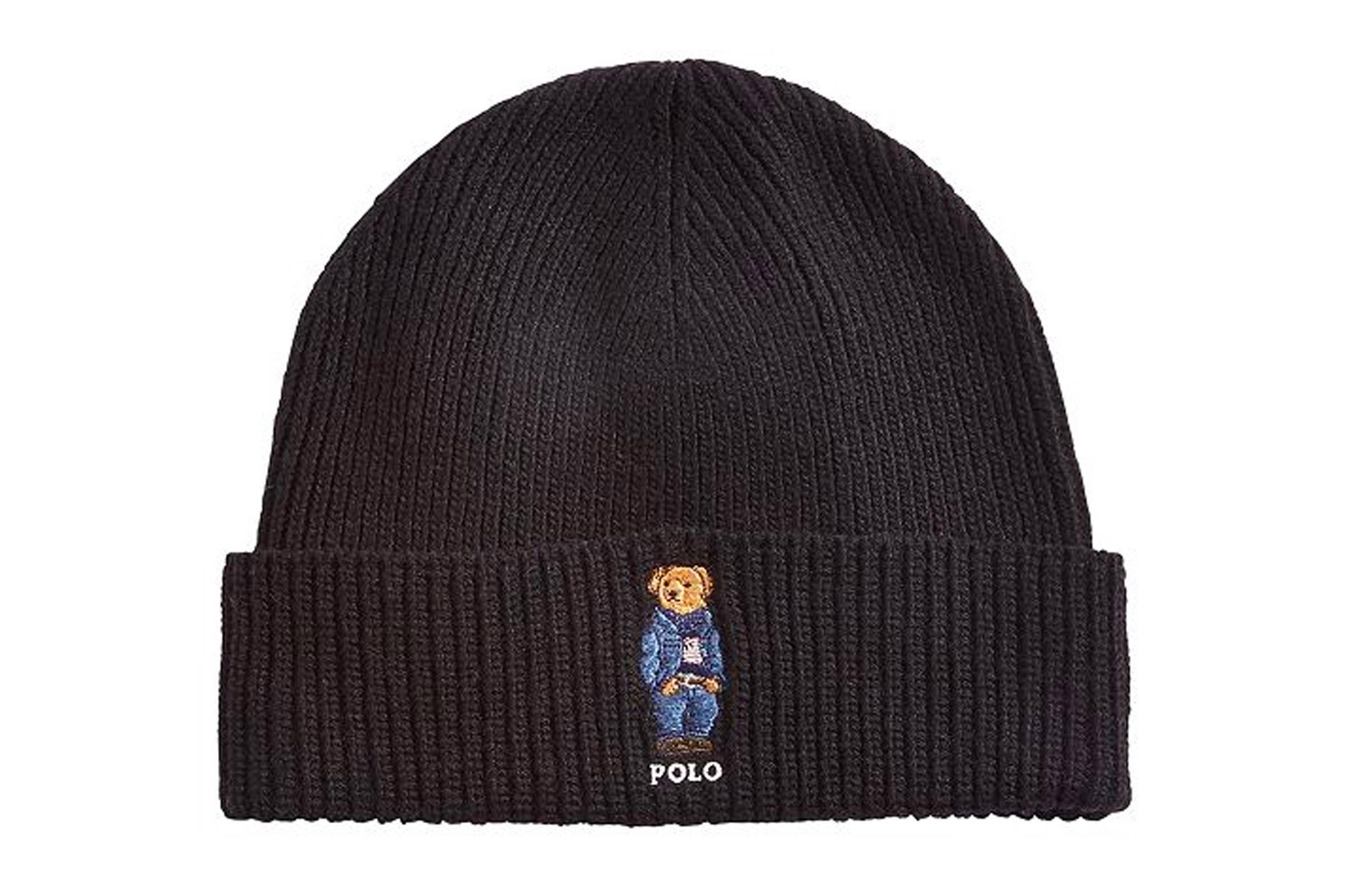 9.  Polo Ralph Lauren Polo Bear Beanie
