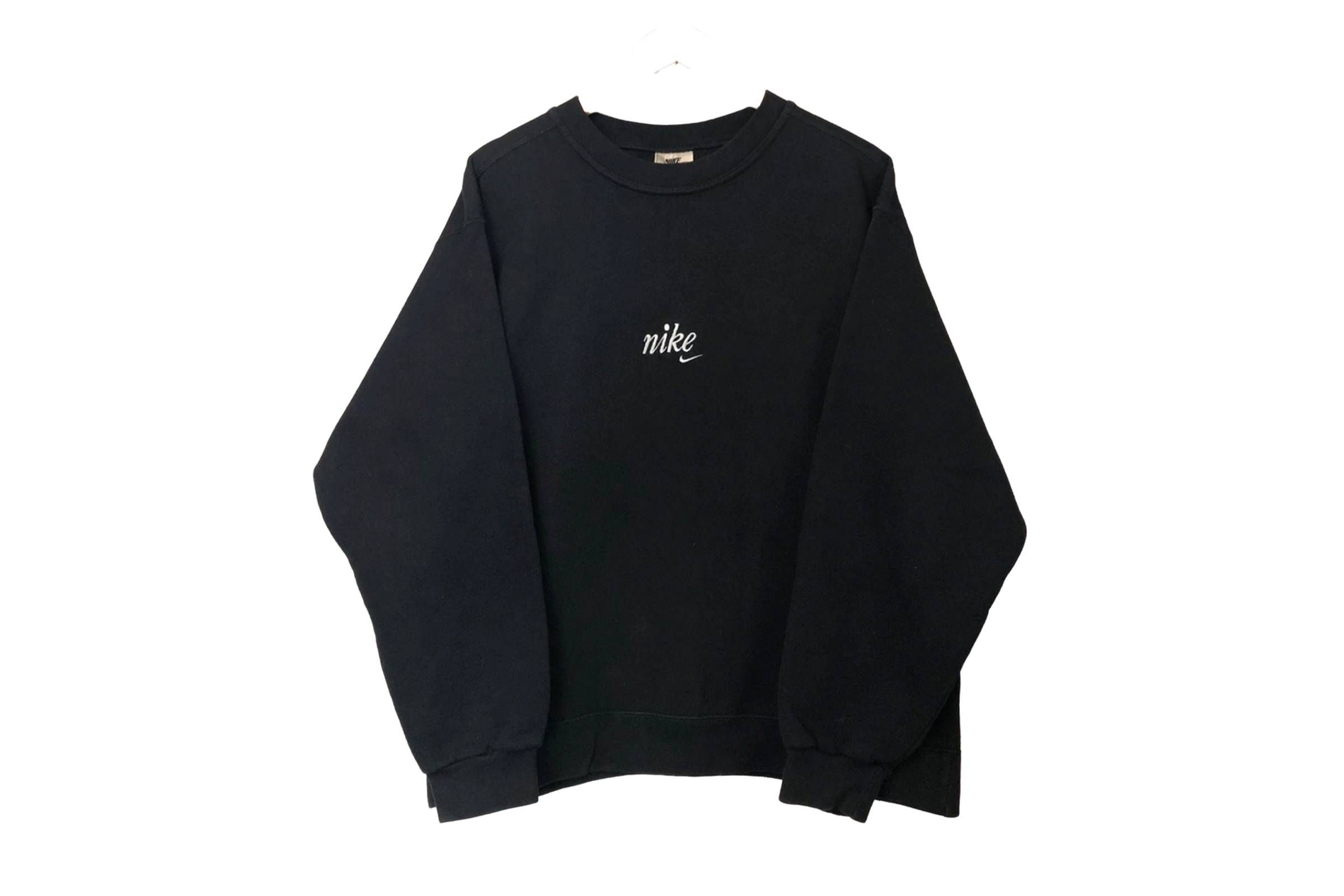 Nike Vintage Logo Crewneck Sweater
