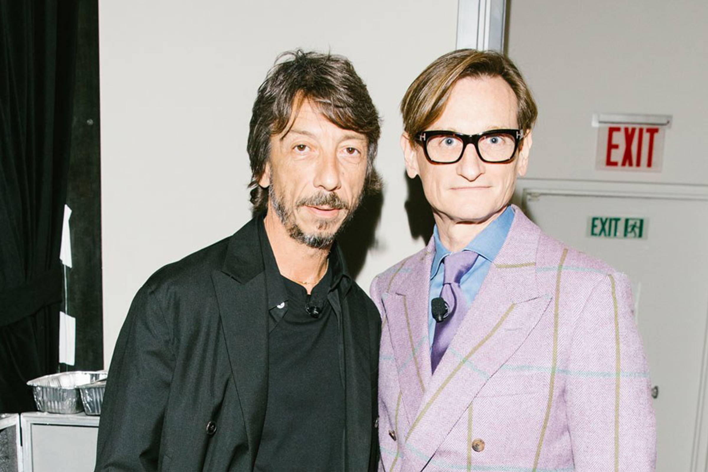 Banking Your Future on Couture and Street Cool: Pierpaolo Piccioli with Hamish Bowles
