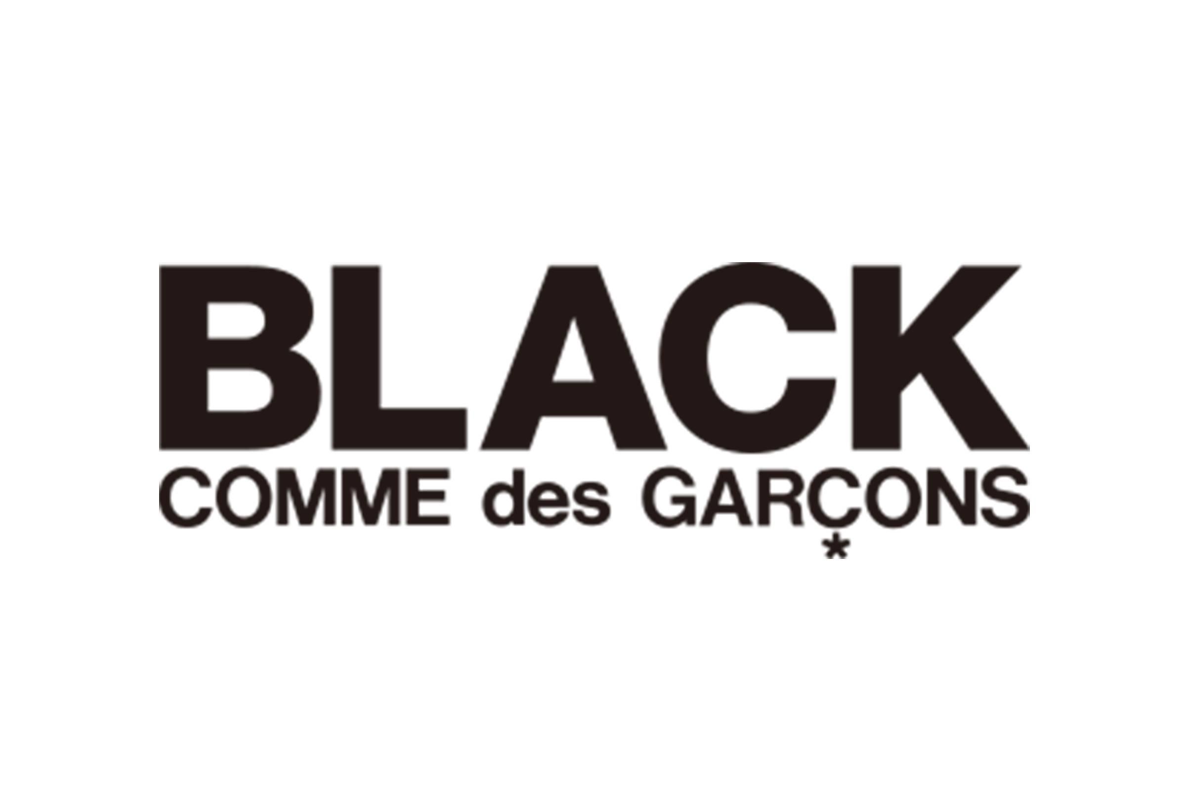 BLACK Comme des Garçons