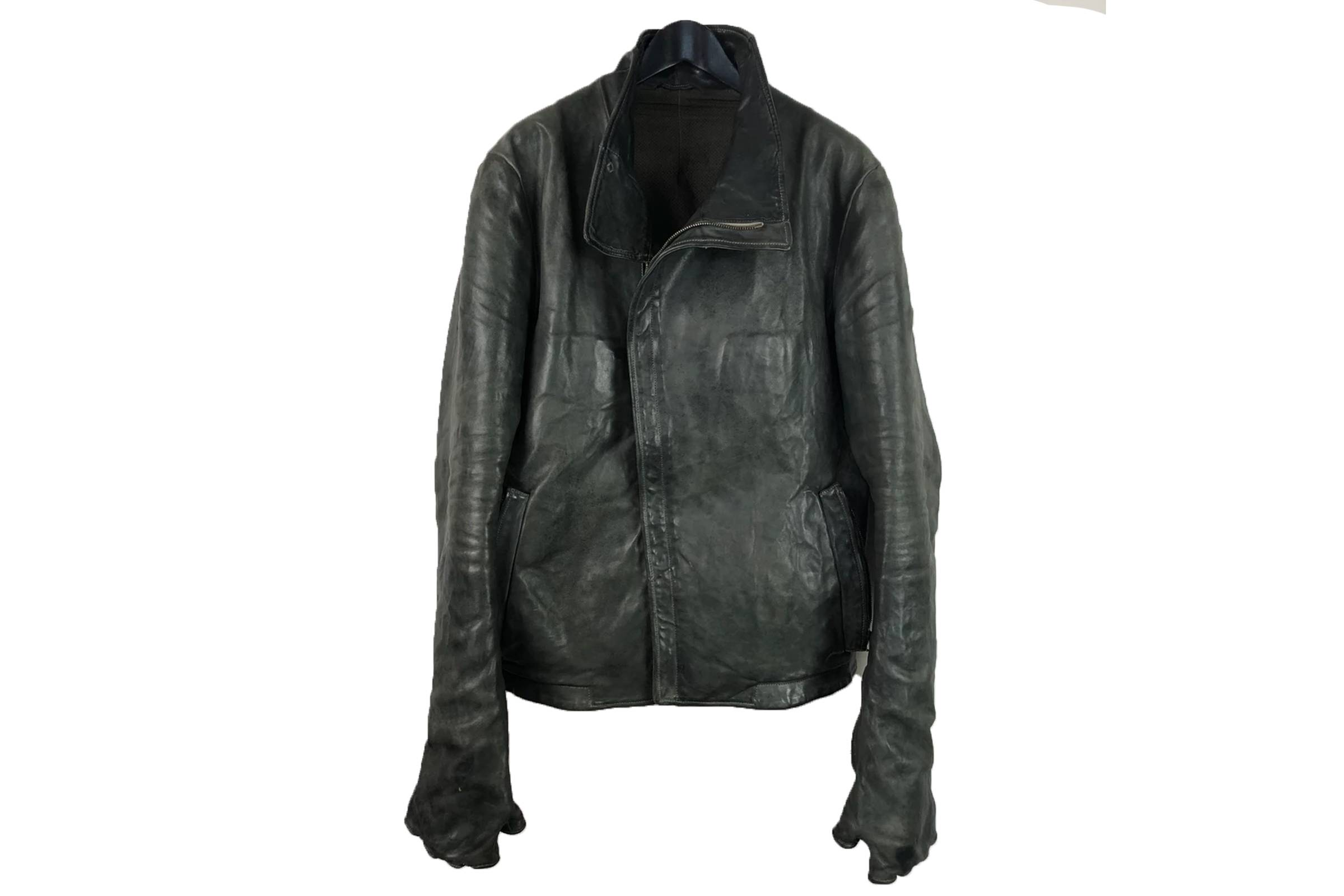 Carol Christian Poell CORS-PTC19 Gloved Leather Jacket