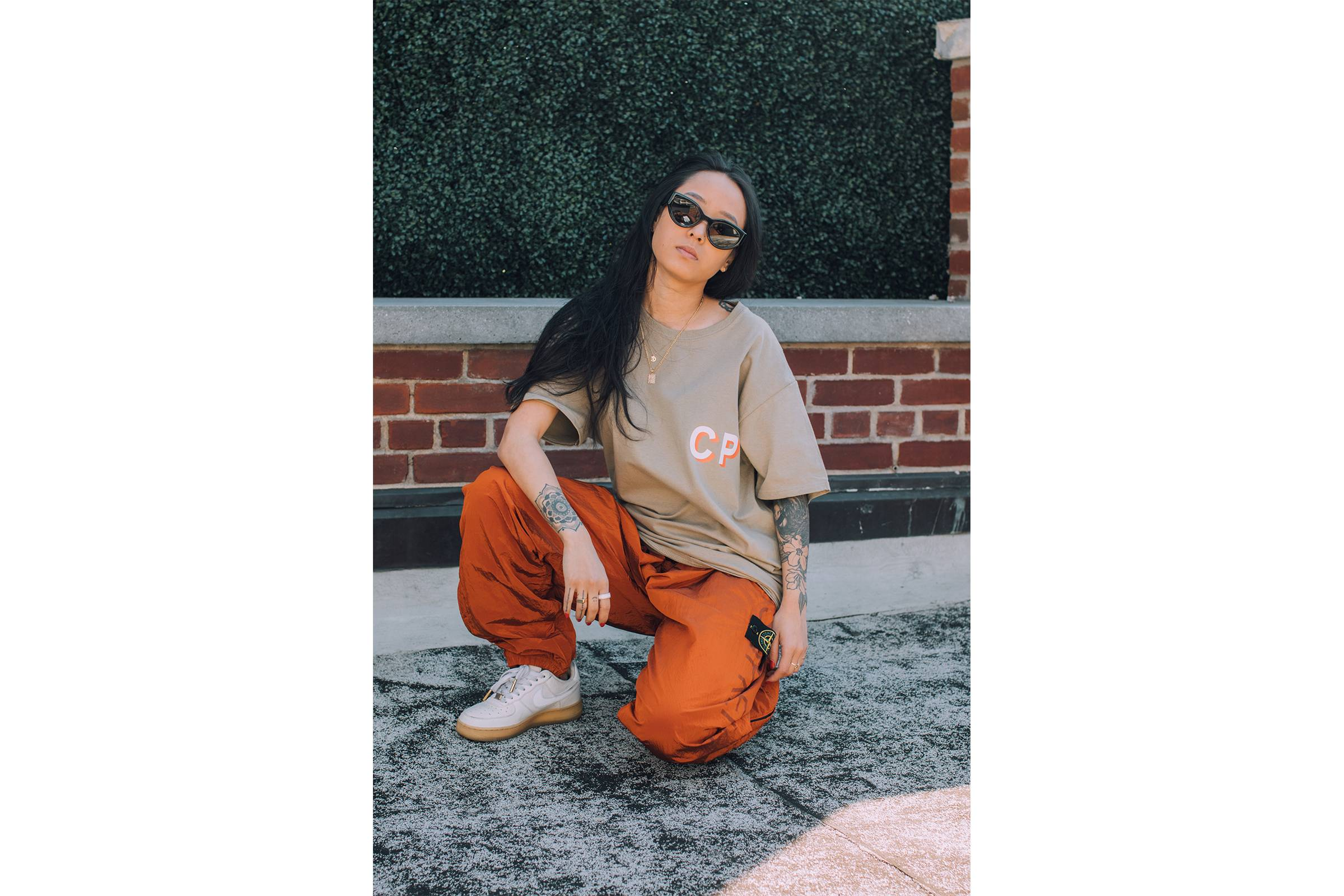 Exclusive: Christina Paik for Grailed