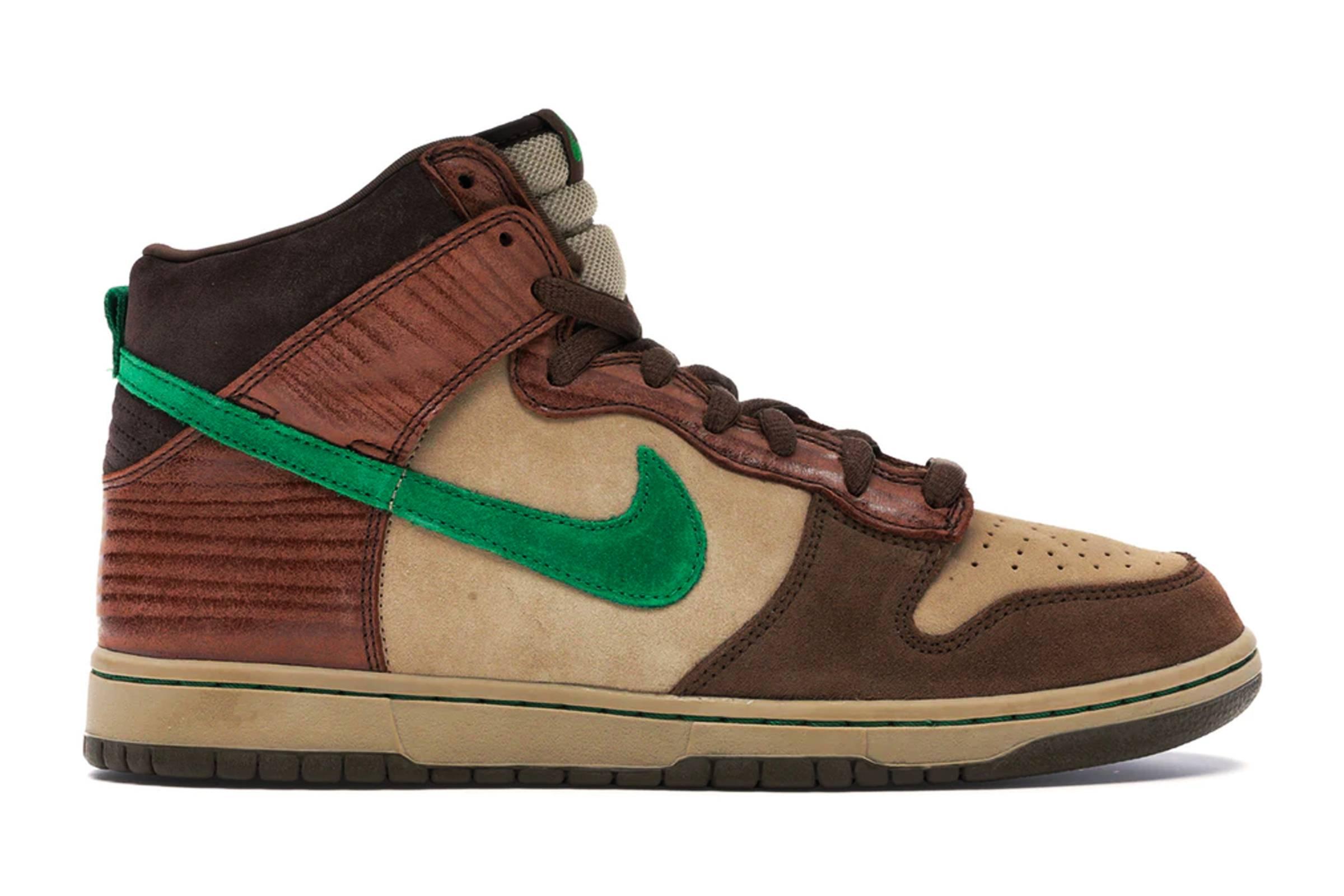 """Nike SB Dunk High """"Wood Deck"""""""