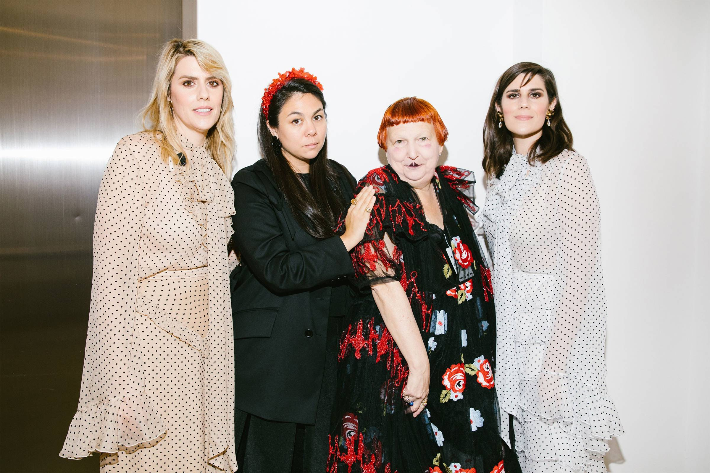 When Women Take Charge: Laura and Kate Mulleavy and Simone Rocha with Lyn Yaeger
