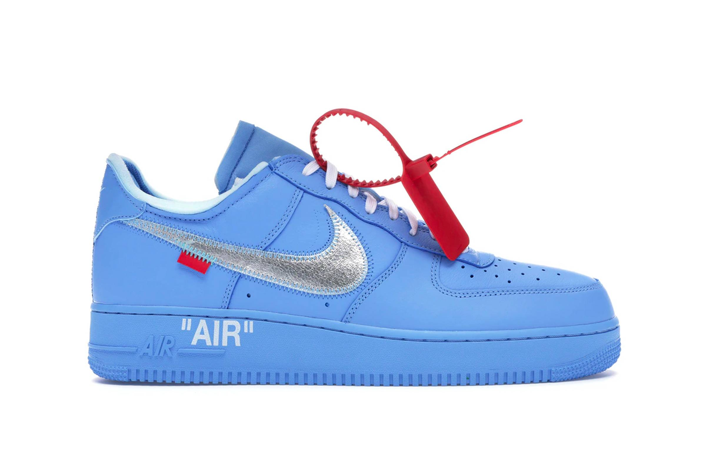 """Off-White x Nike Air Force 1 Low """"MCA"""""""