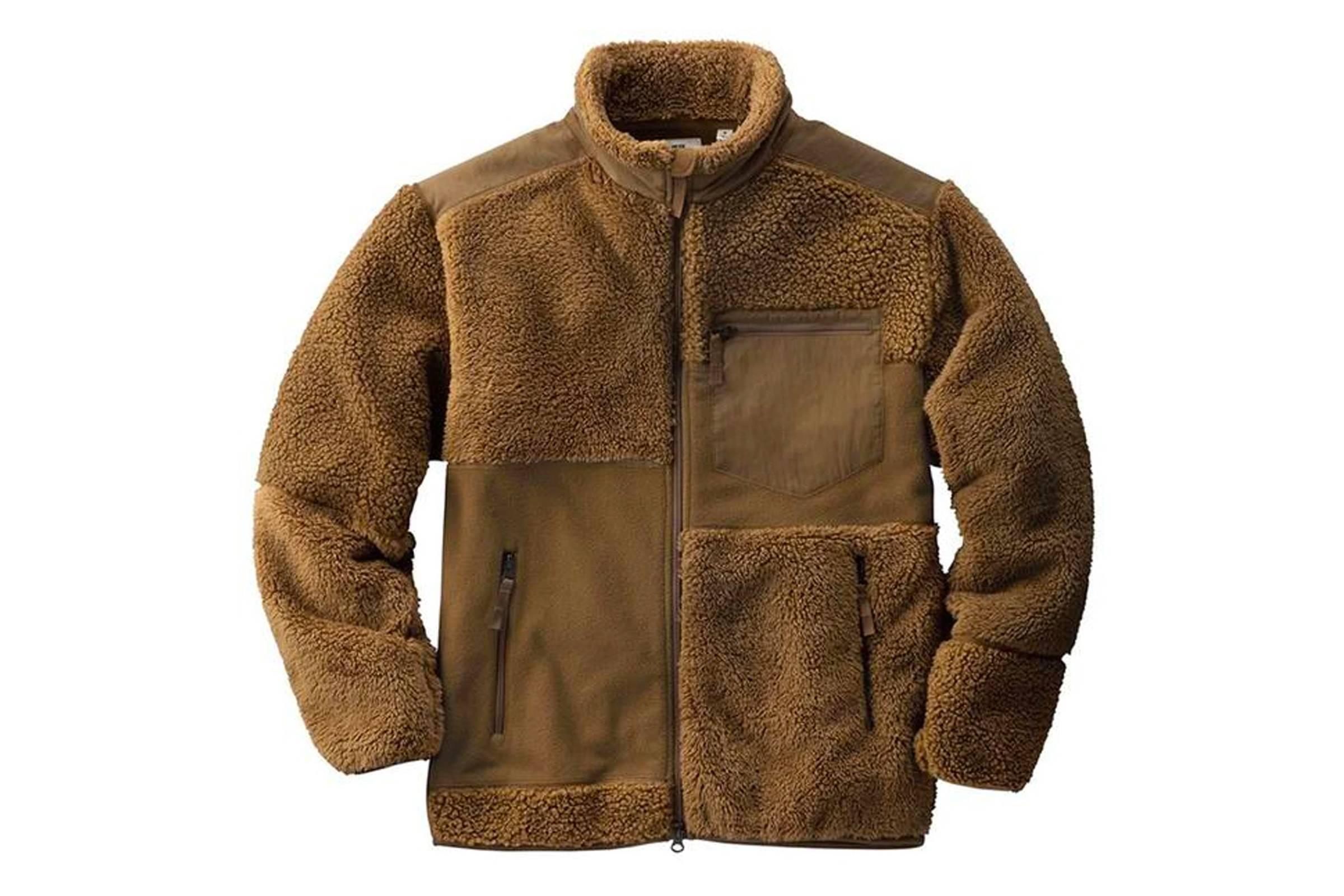Engineered Garments x Uniqlo Patchwork Fleece