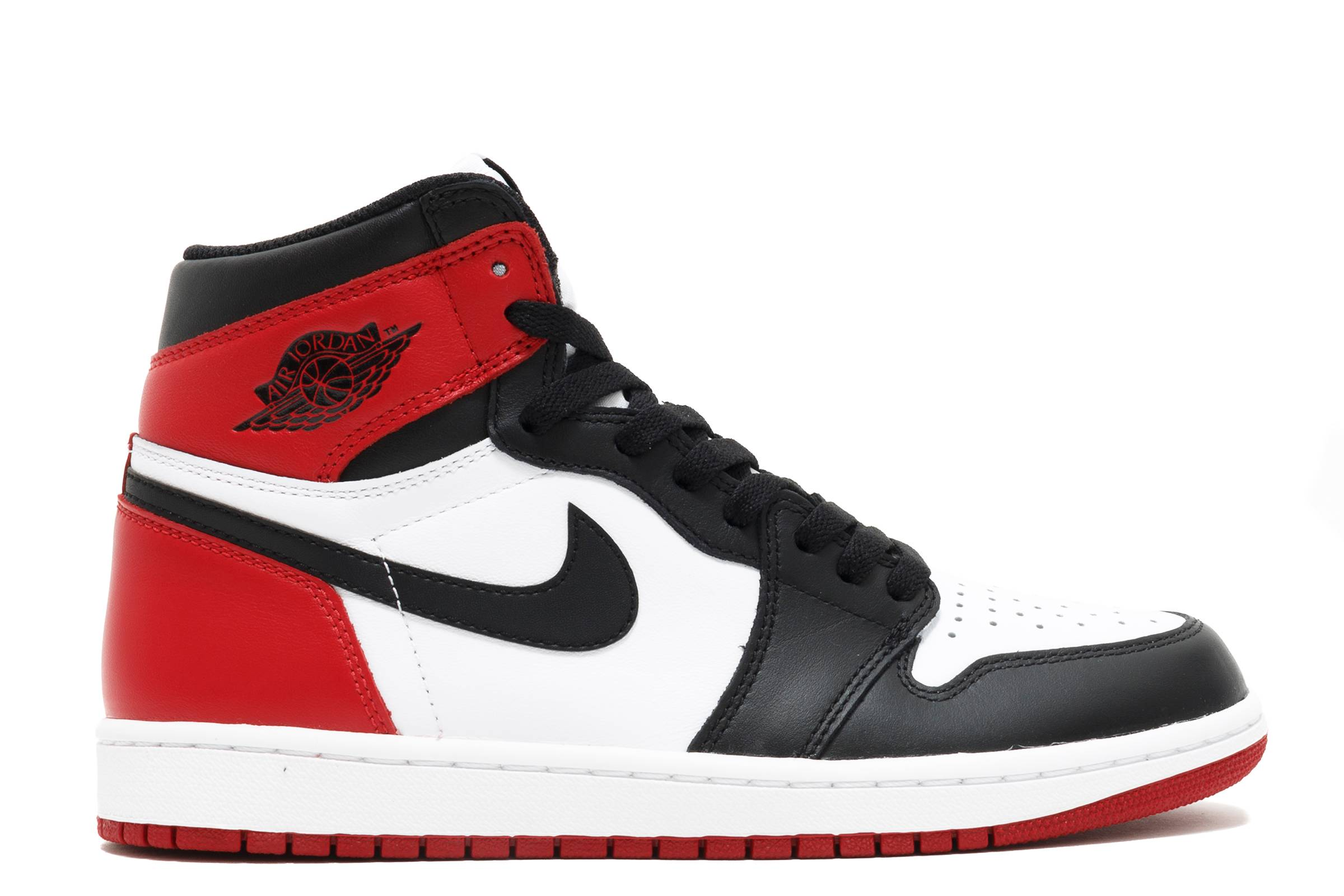 the best attitude 17284 d3318 Jordan 1 Black Toe