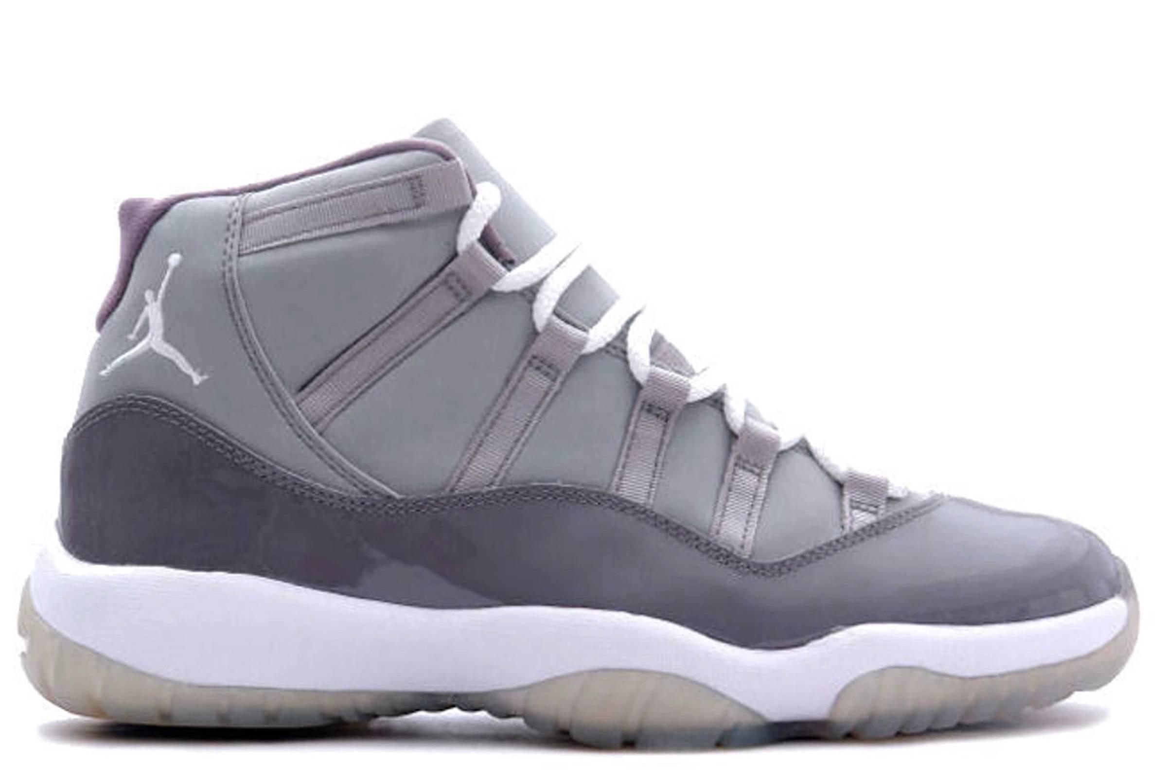 "Jordan XI ""Cool Grey"" (2001)"