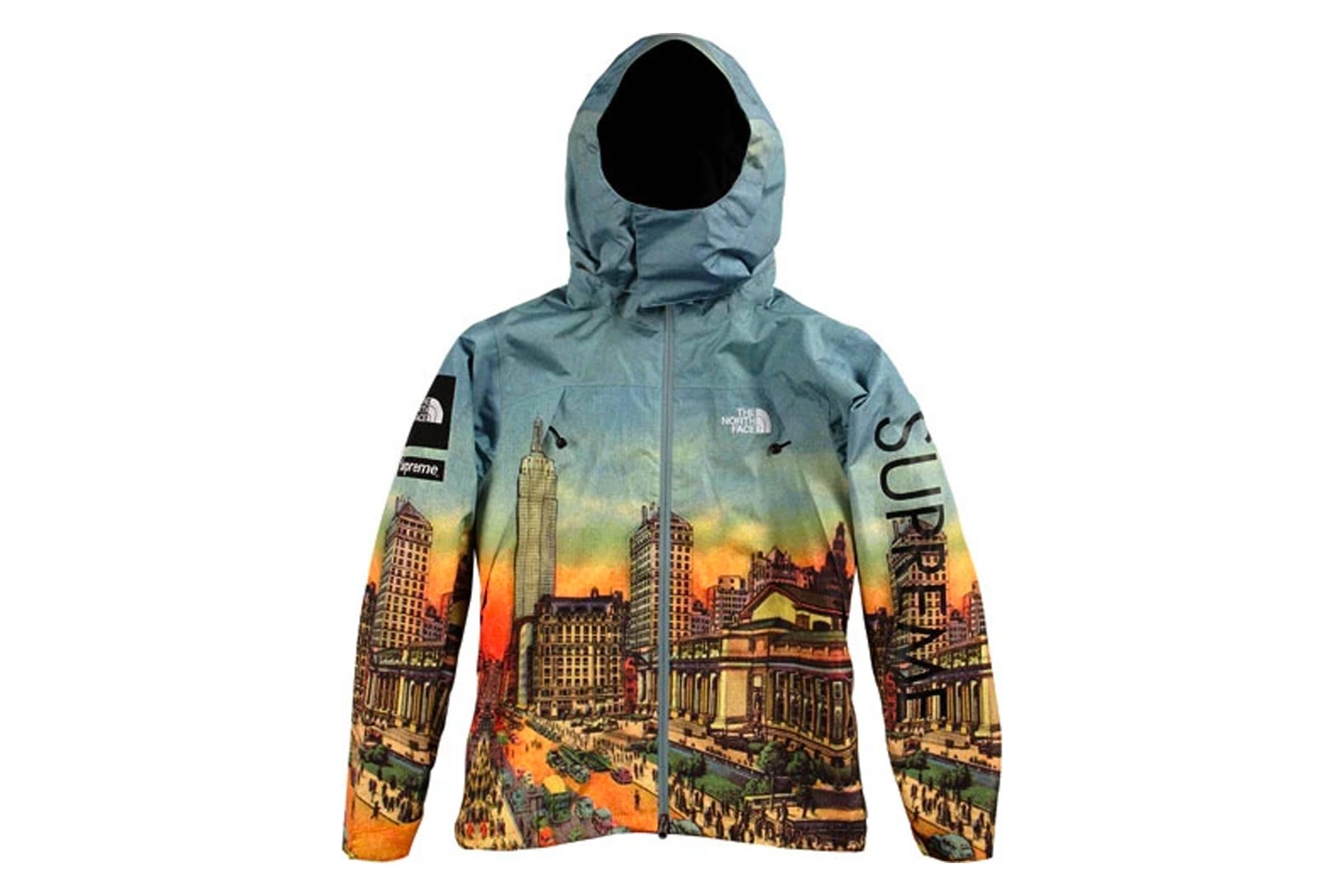 """Supreme x The North Face City Summit Jacket """"Day"""""""
