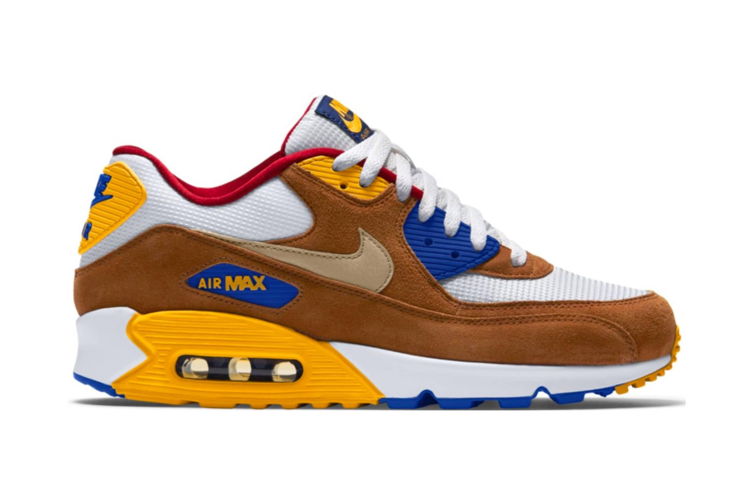 """Nike Air Max 90 """"Curry"""""""