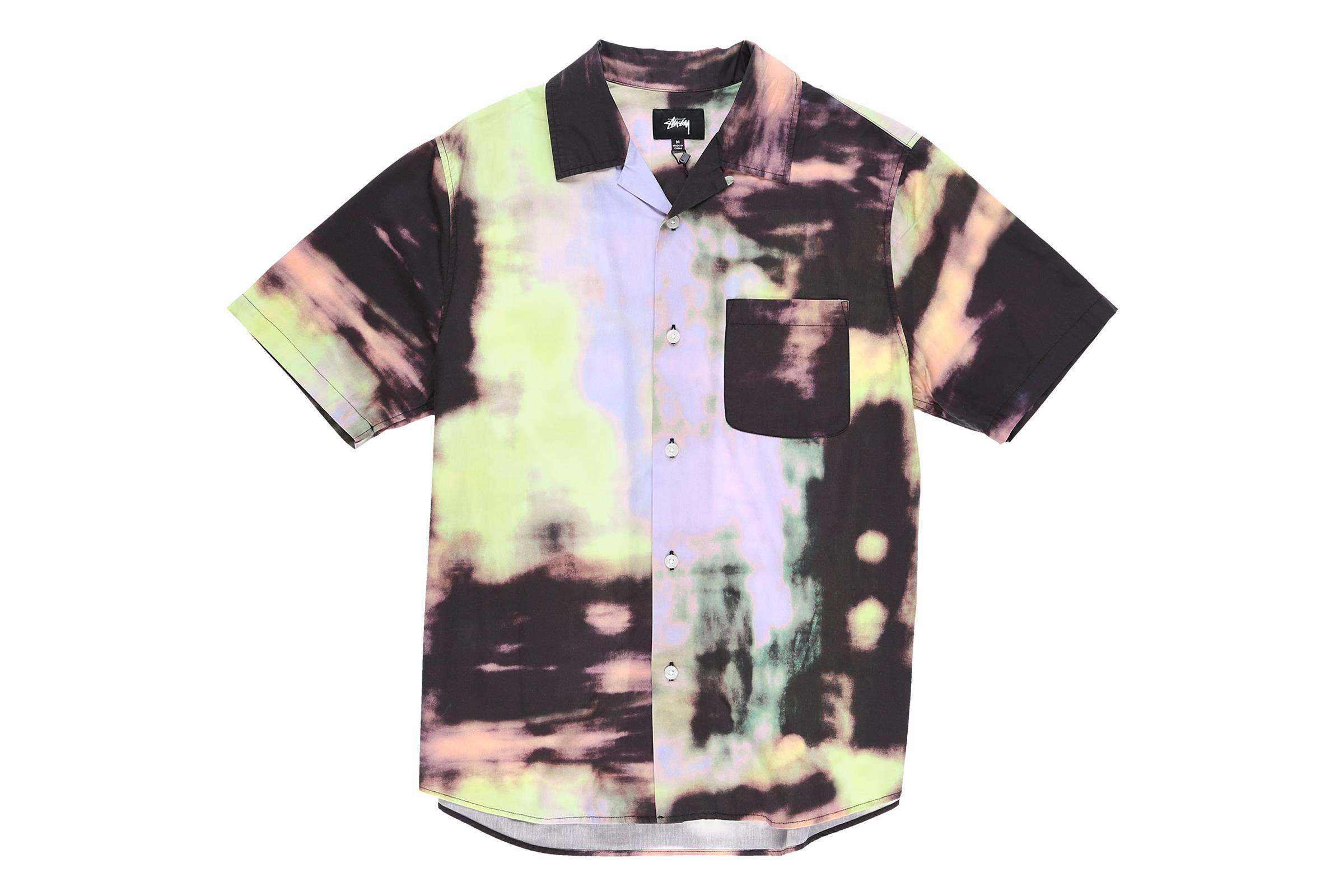 Stussy Camp Collar Shirt