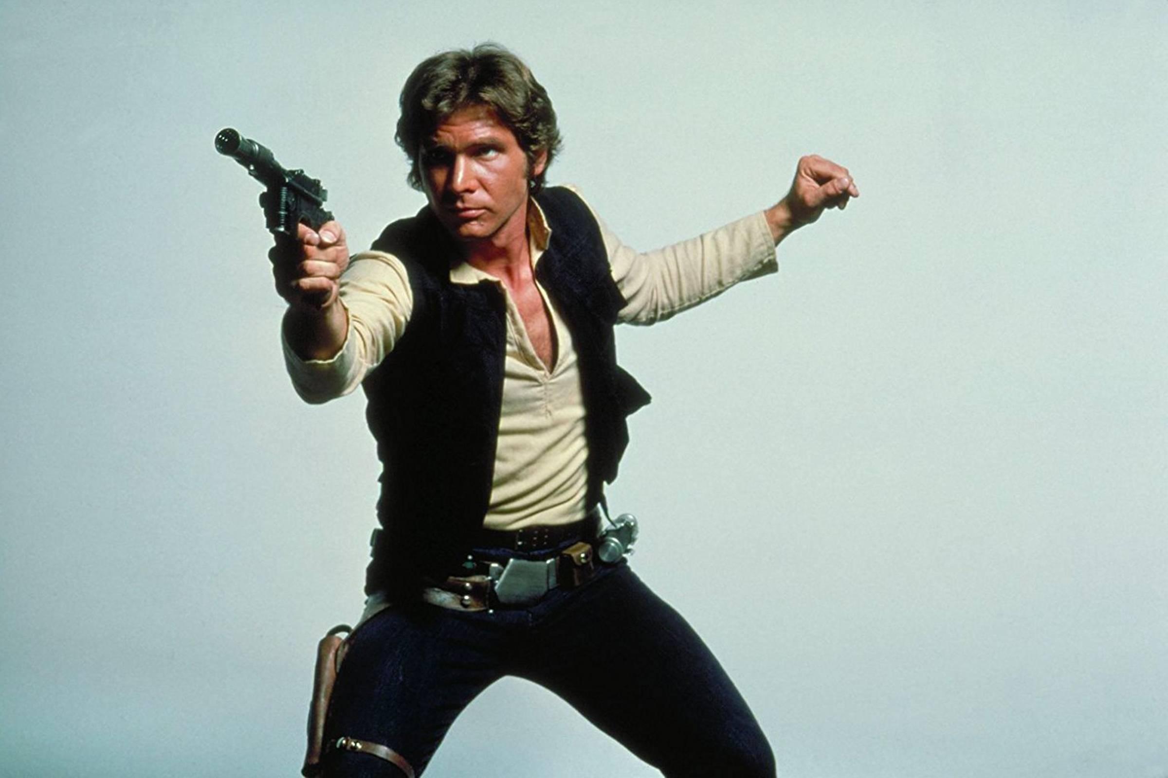 """Han Solo (""""Star Wars"""" Saga, 1977-2017)"""