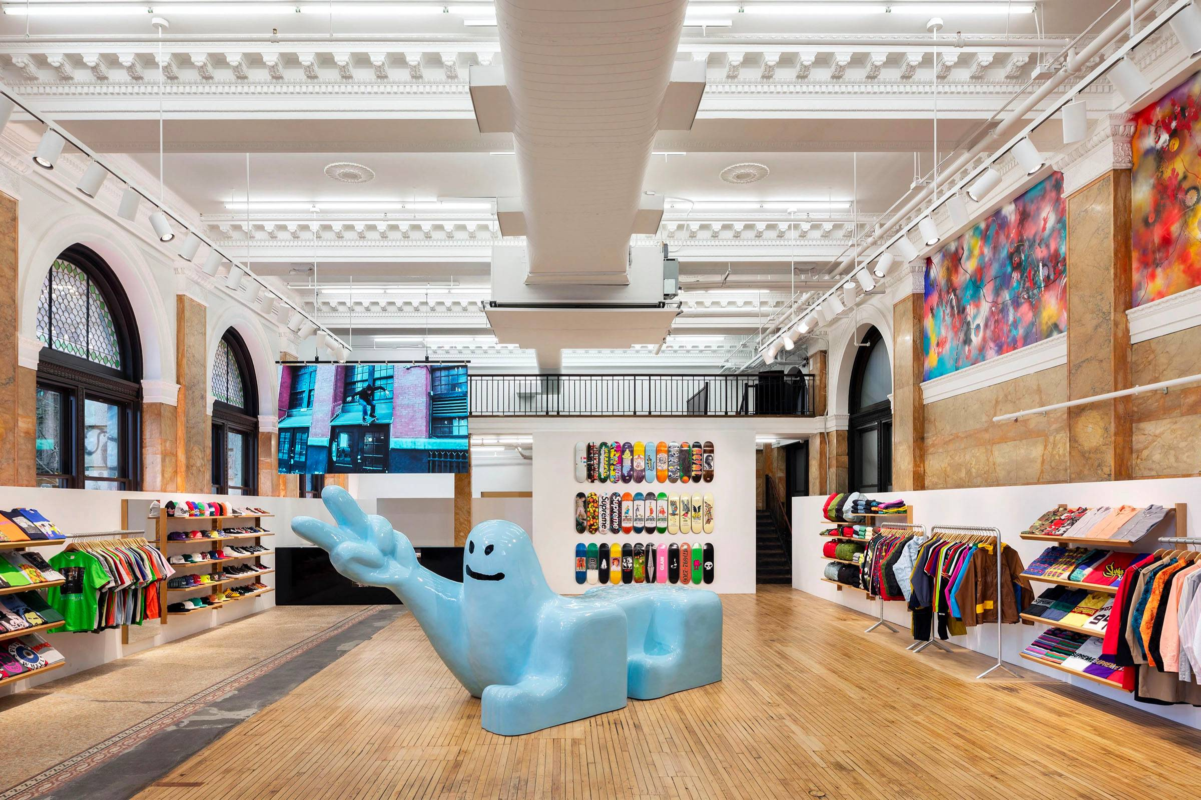 Buying and Selling: Supreme's Short Stint Under The Carlyle Group