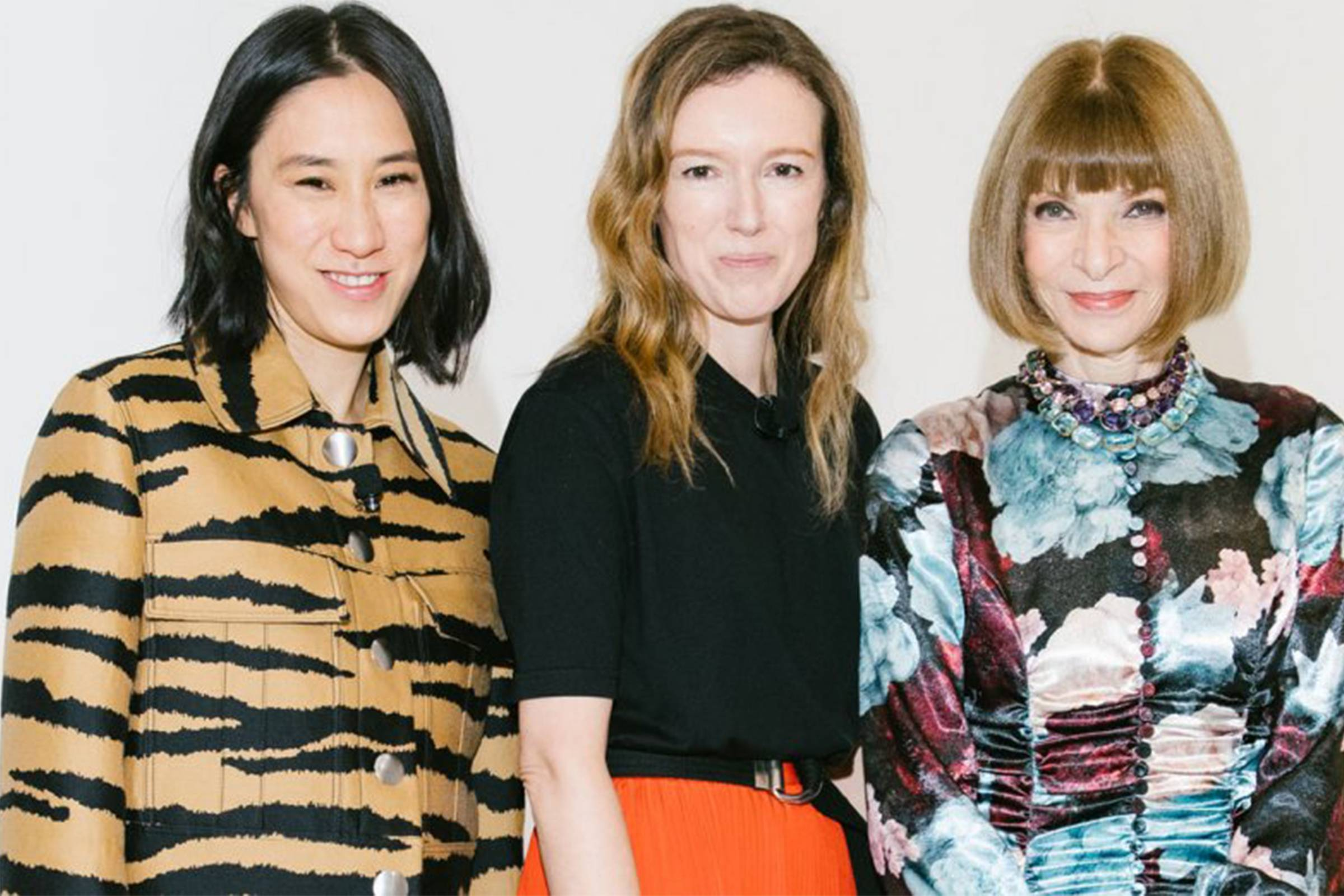Moving In Moving Up:  Clare Waight Keller with Eva Chen