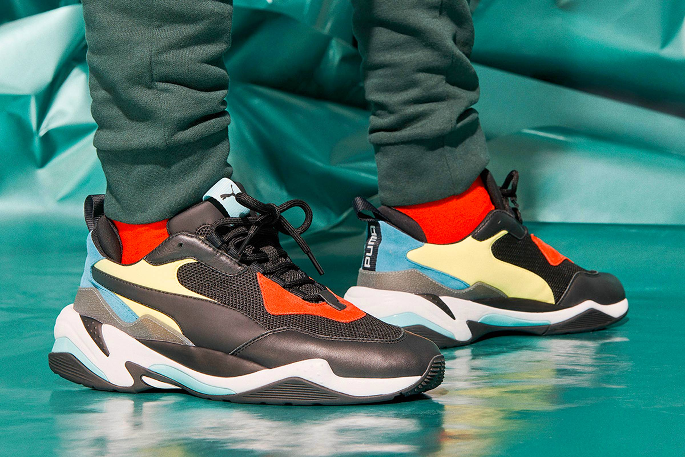 """Puma Enters the """"Dad Shoe"""" Game with the Thunder Spectra"""