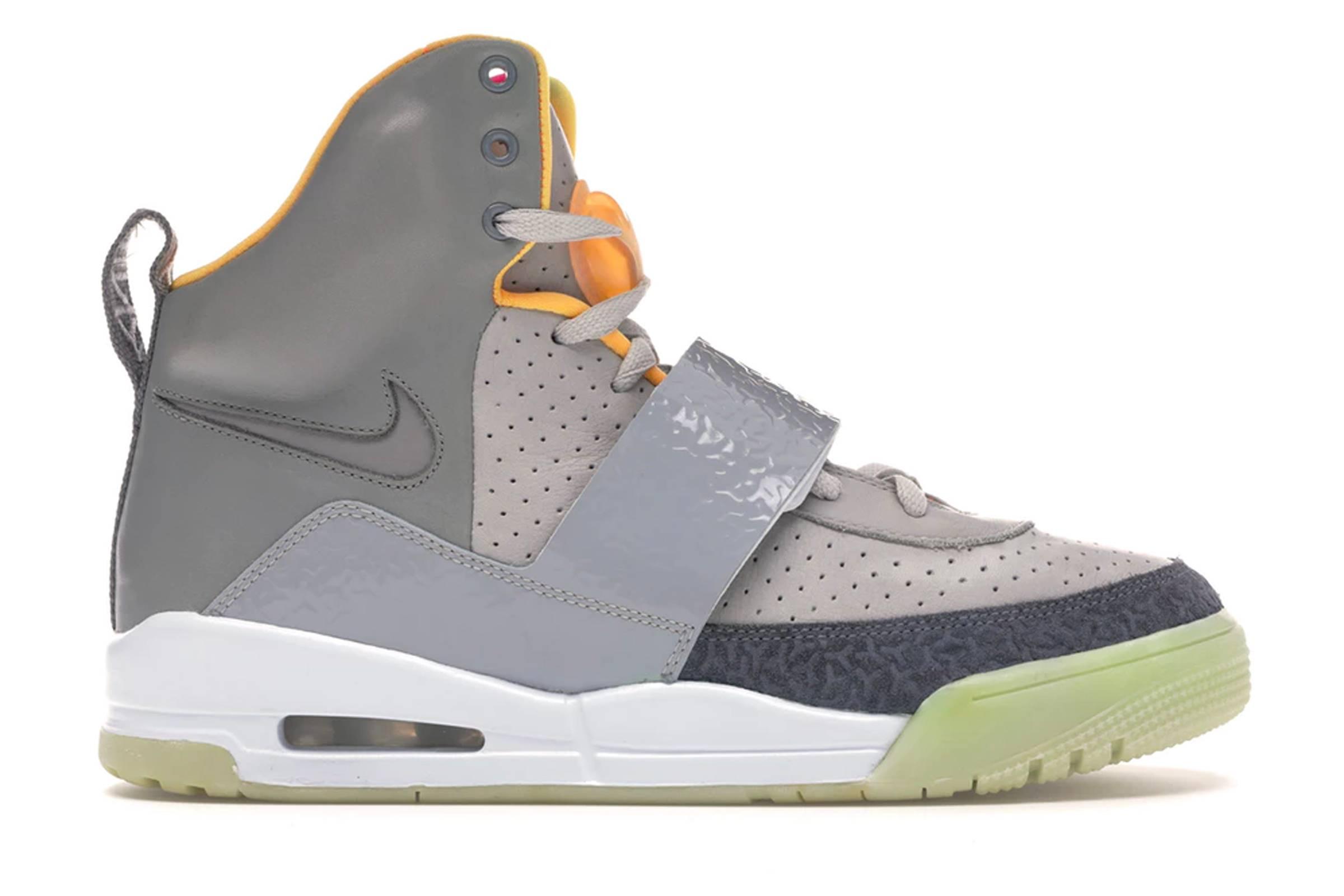"Nike Air Yeezy 1 ""Zen Grey"""
