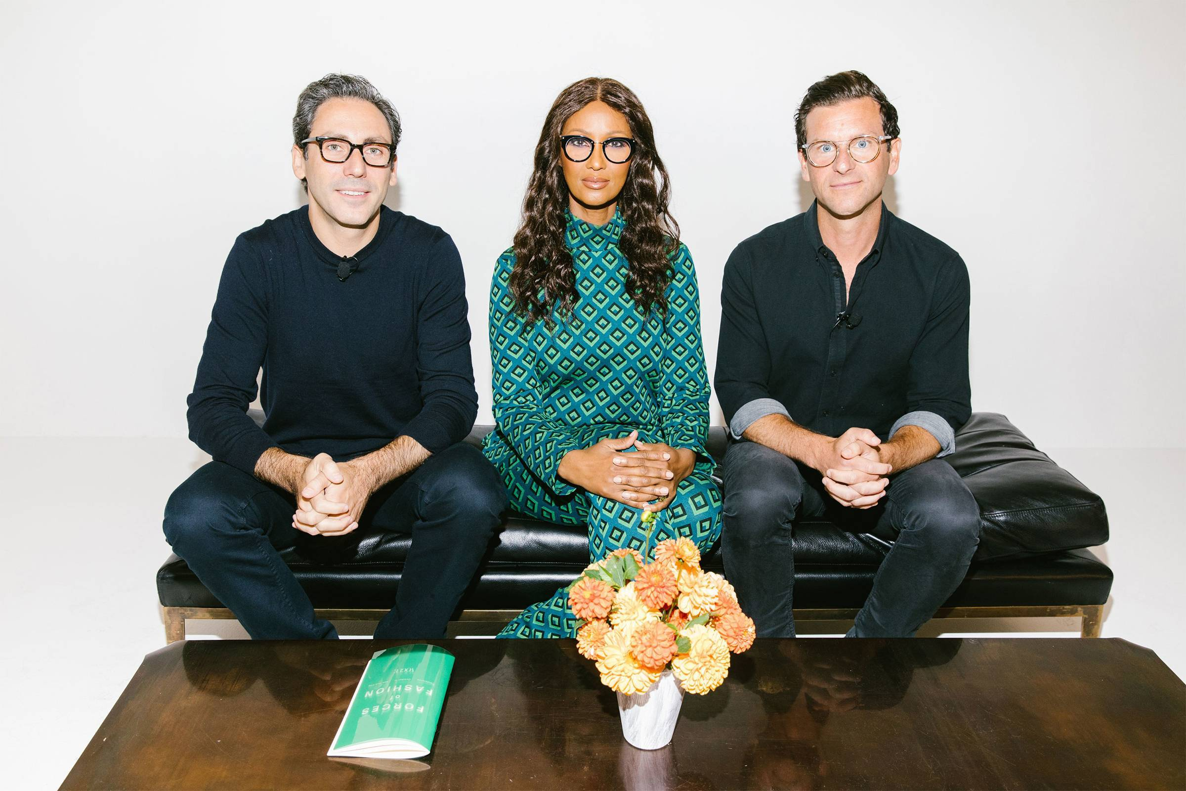 Don't Just Sell Something, Do Something: Neil Blumenthal, David Gilboa, Iman with Abby Aguirre