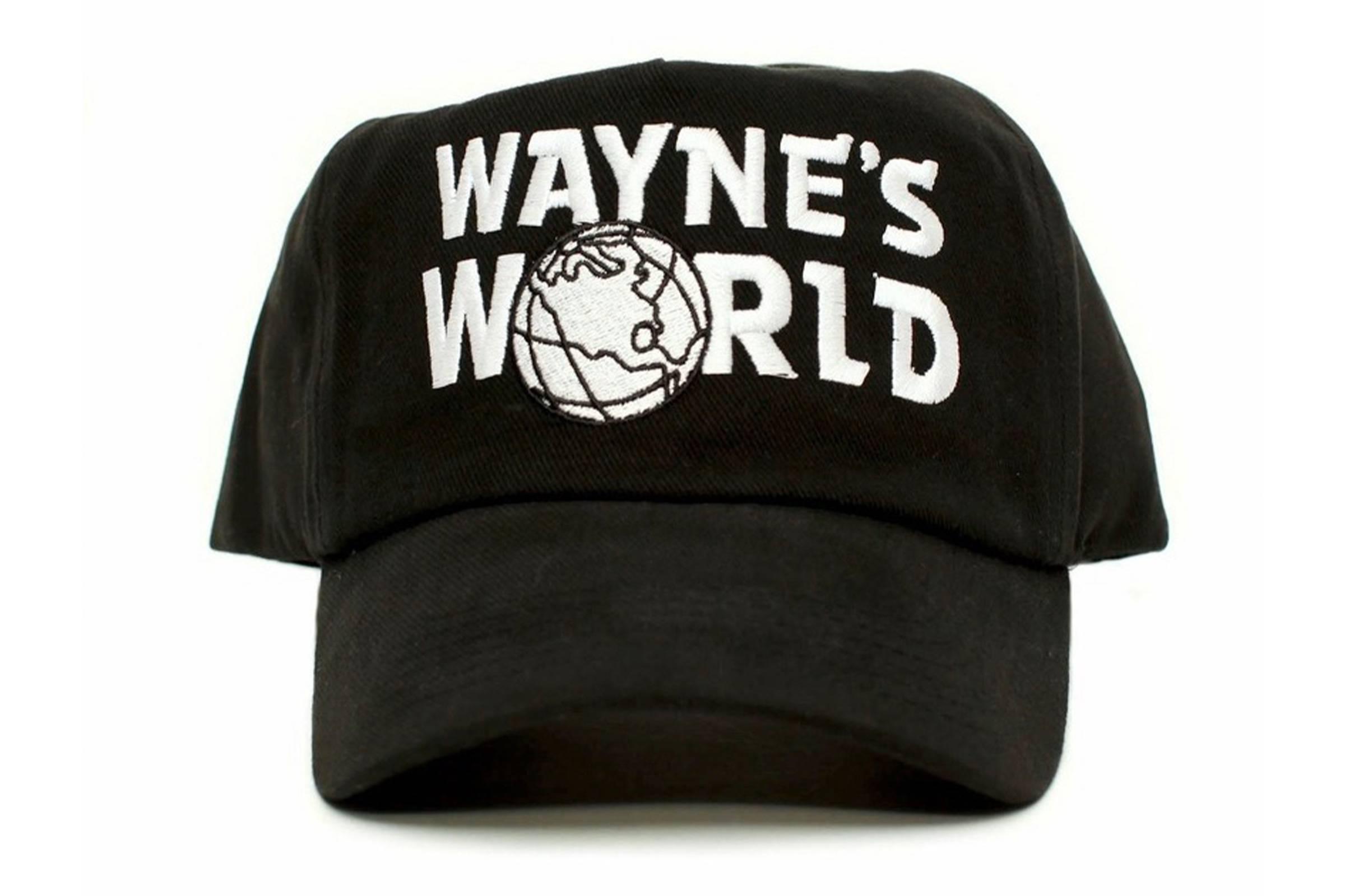 Vintage Wayne's World Cap