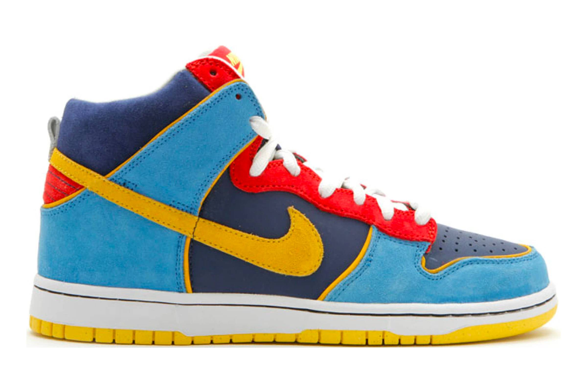 """Nike SB Dunk High """"Pacman"""""""