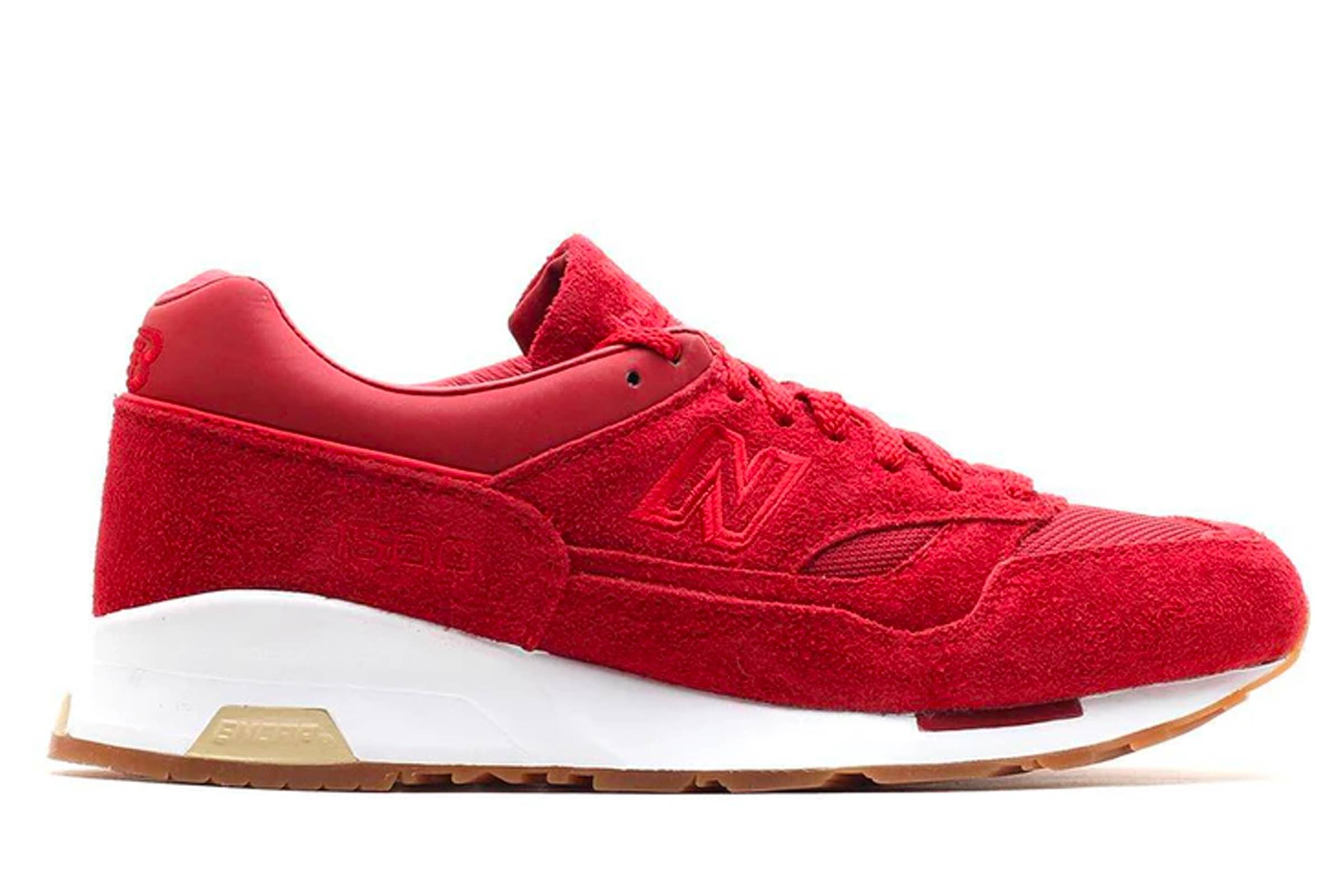 """Saint Alfred x New Balance CM1500 """"Red Suede"""""""